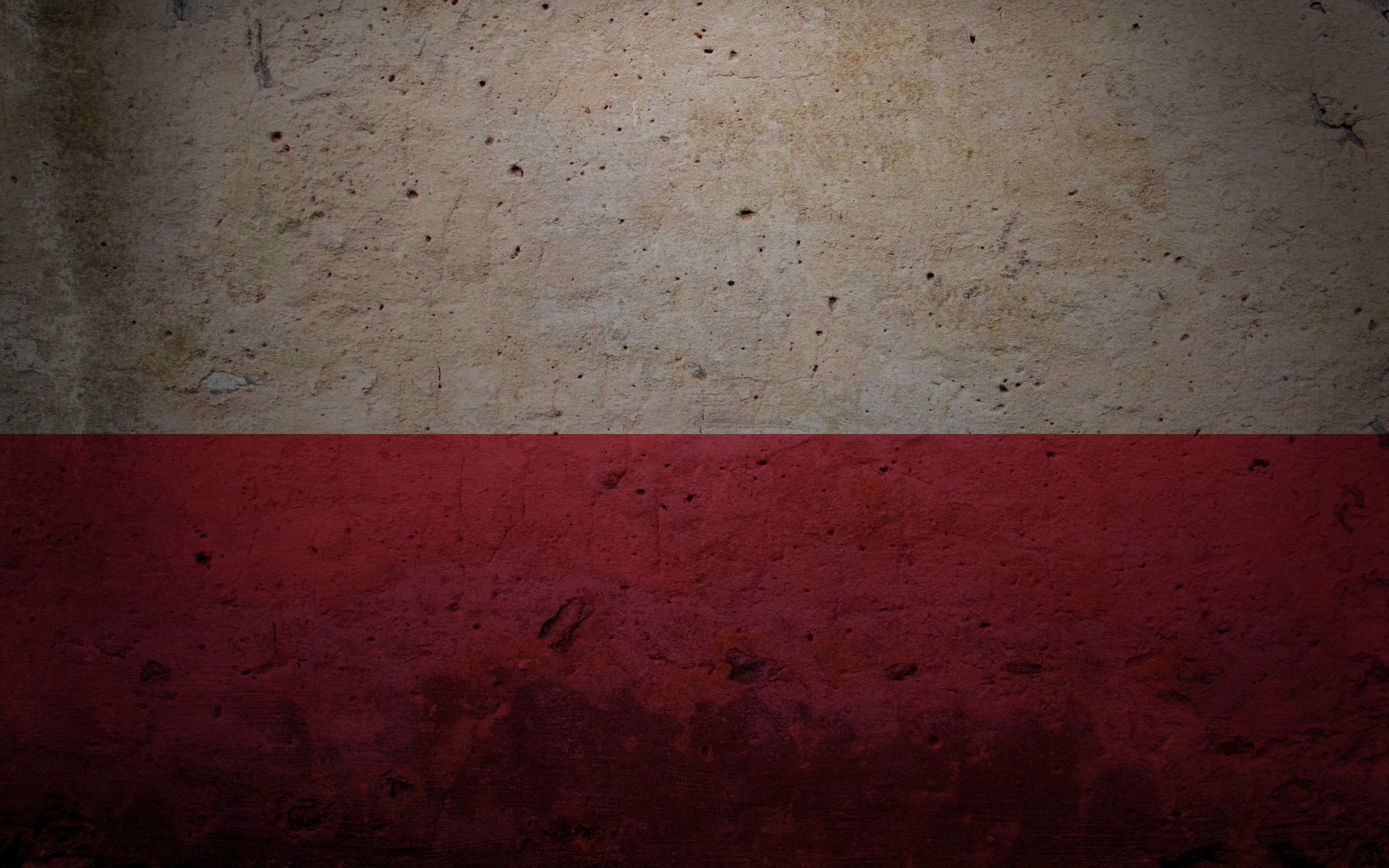 red white Flags Polish