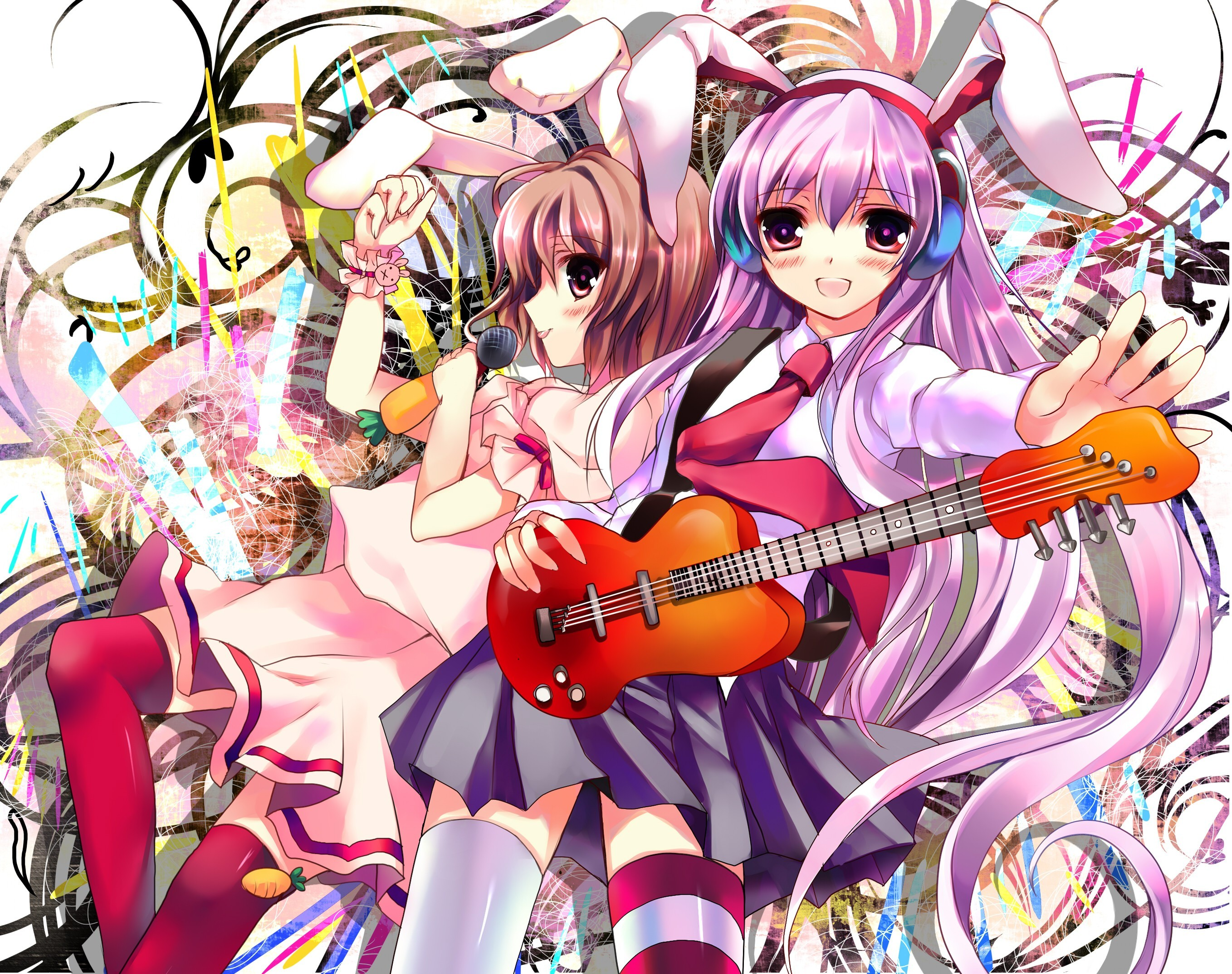 reisen udongein inaba Imperishable HD Wallpaper