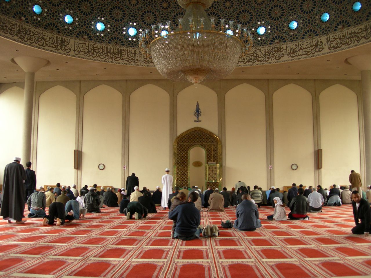 religion praying Islam mosques HD Wallpaper