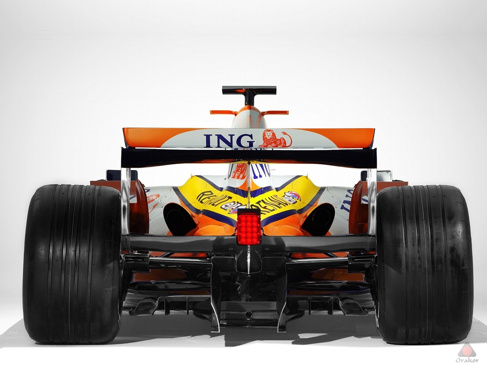 Renault rear formula one HD Wallpaper