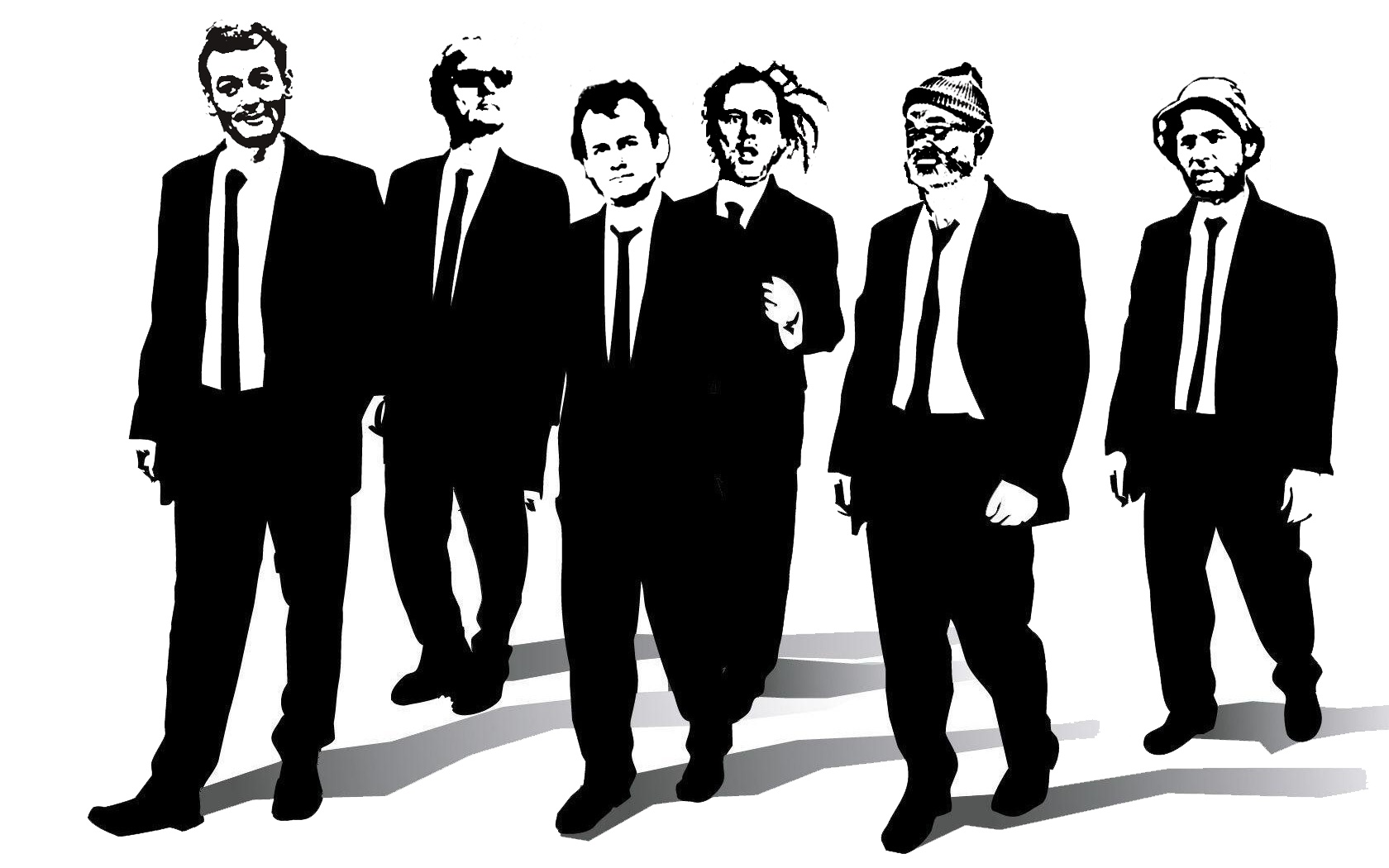 Reservoir Dogs bill murray HD Wallpaper