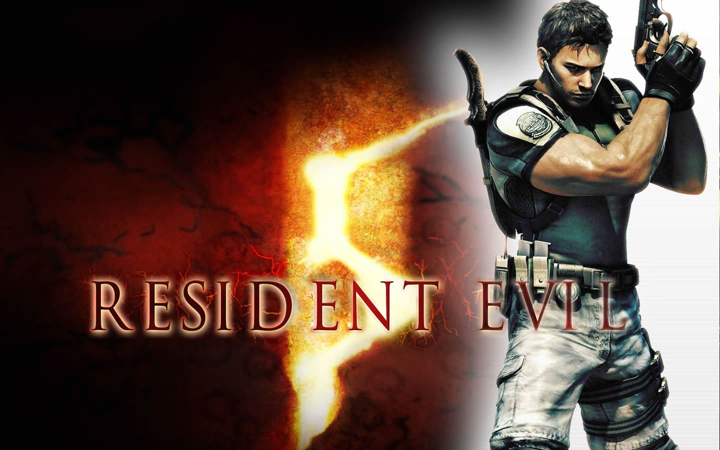 Resident Evil HD Wallpaper