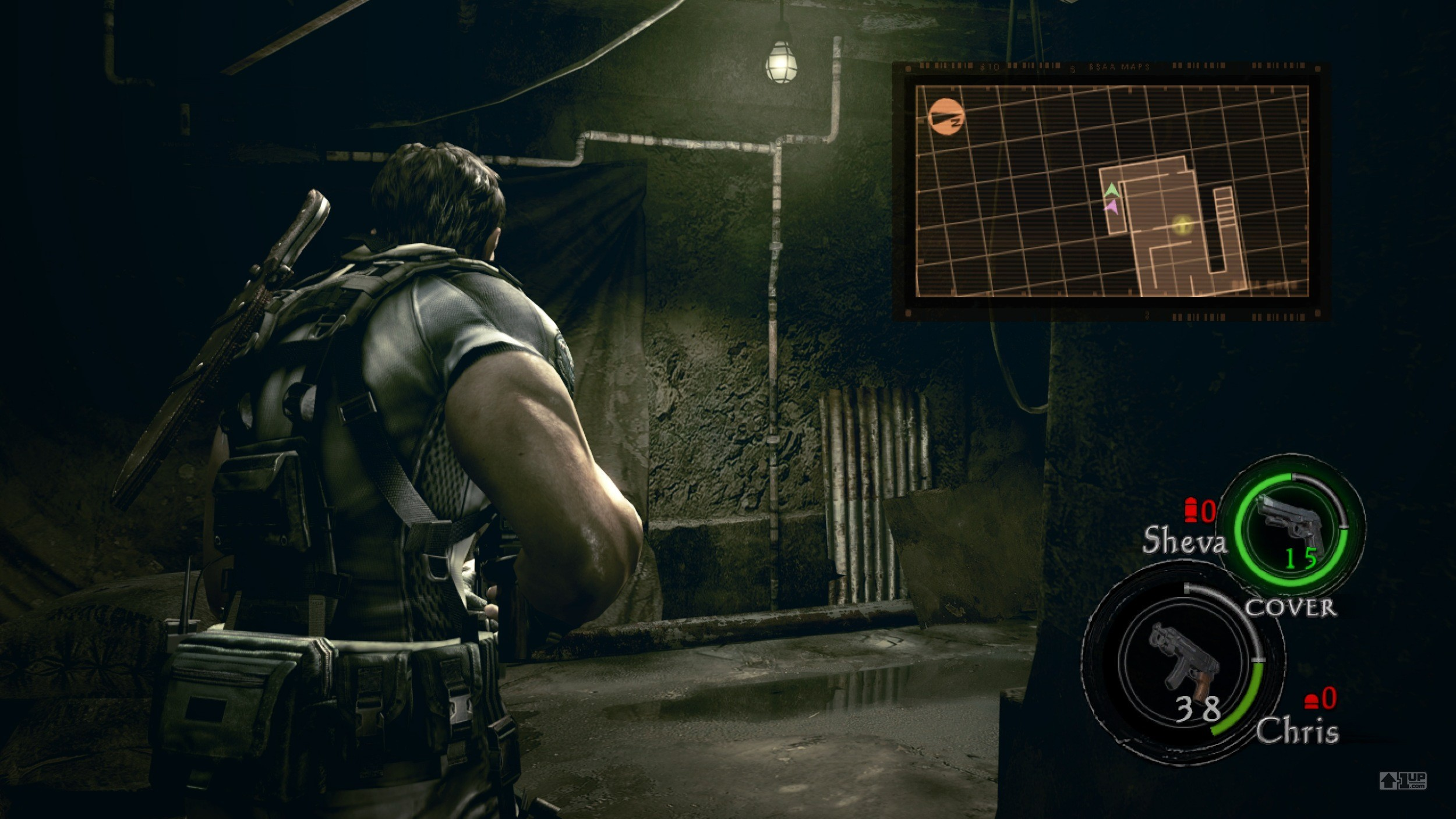 resident evil Chris redfield