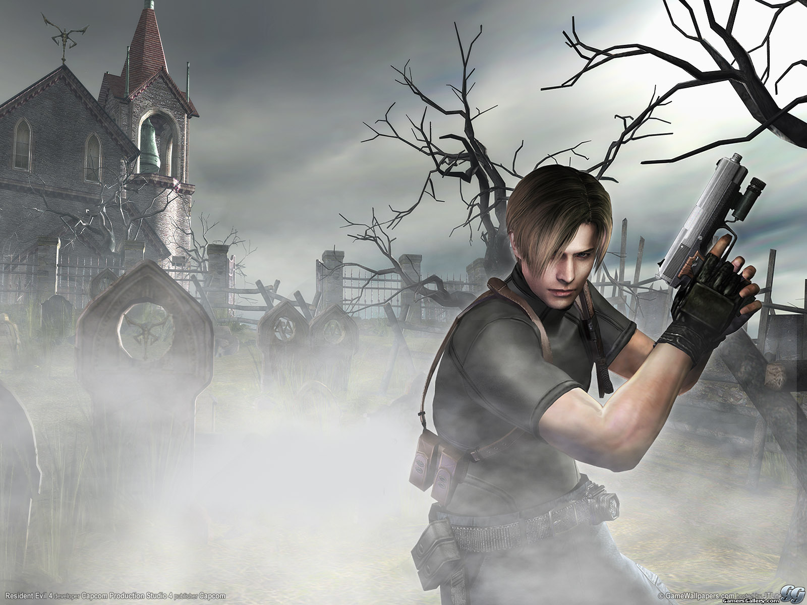 resident evil game Resident HD Wallpaper