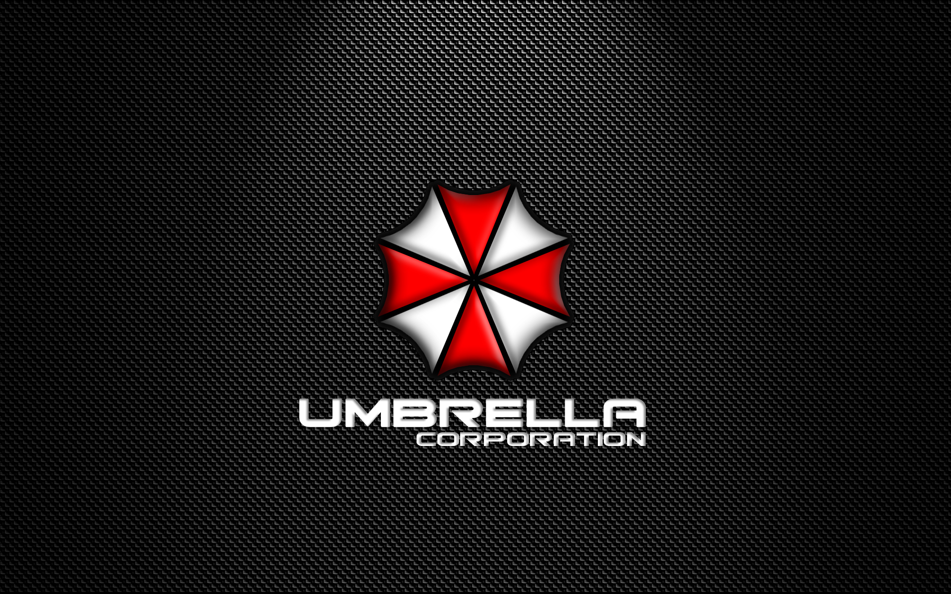 Resident Evil Umbrella Corp. HD Wallpaper