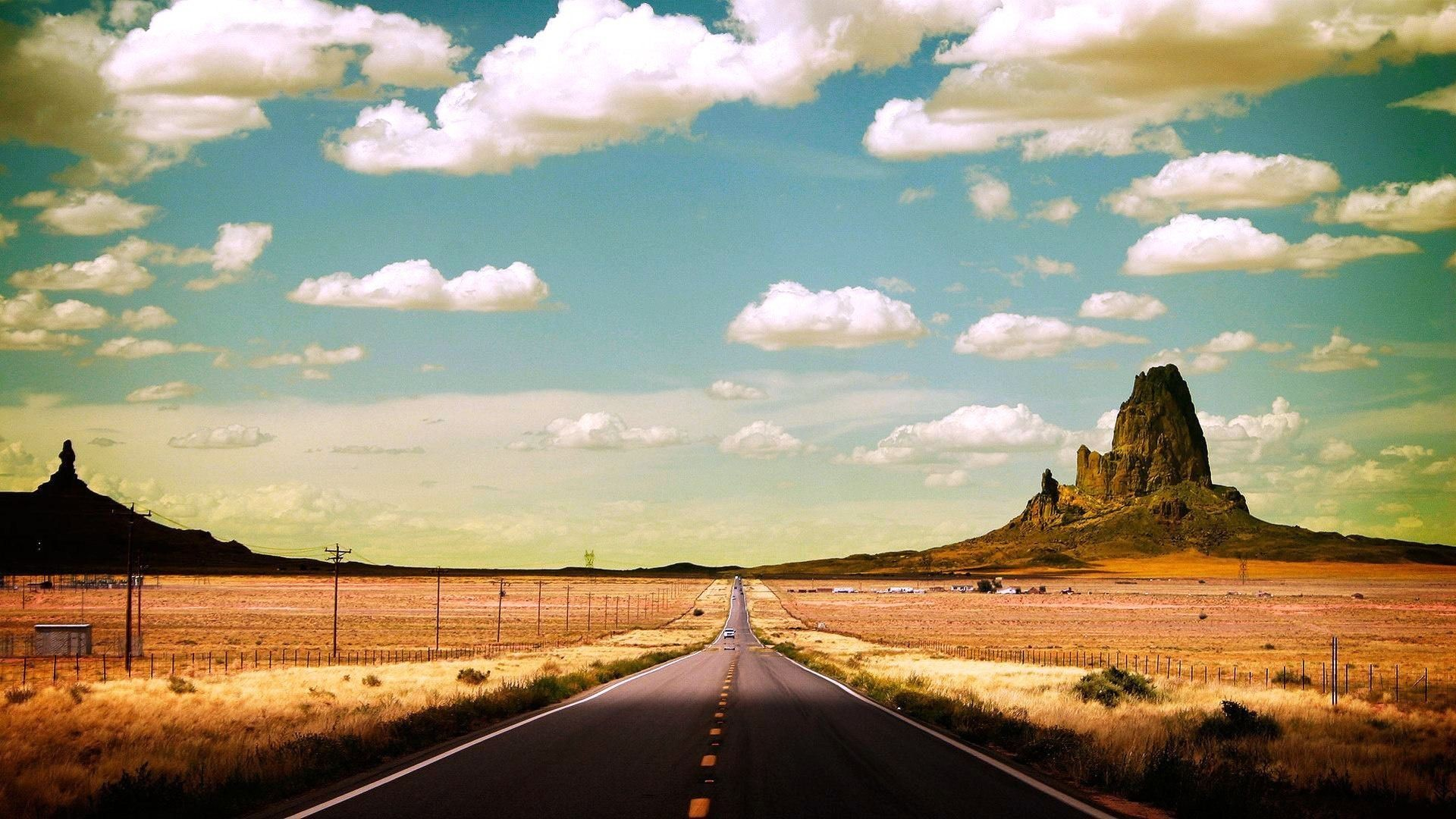 roads HD Wallpaper