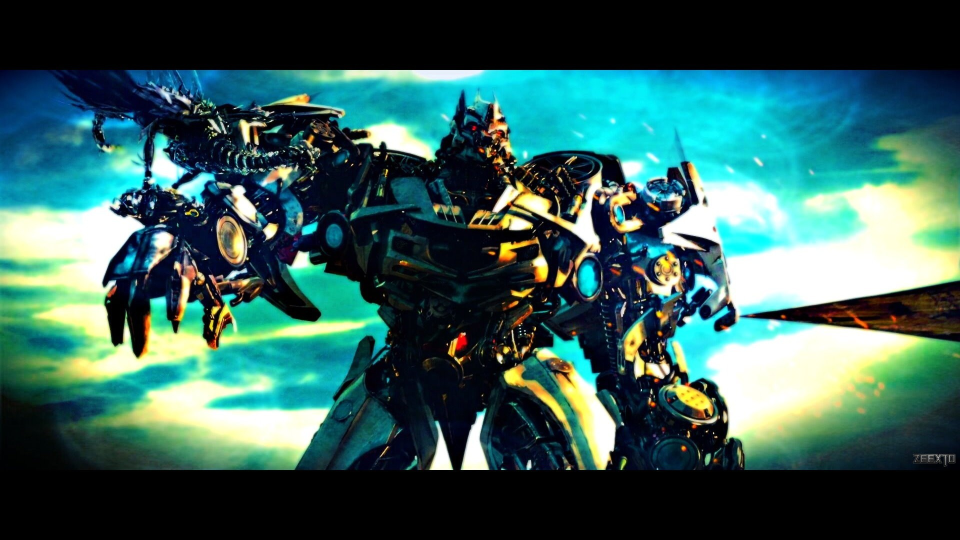 Robots Transformers optimus prime Megatron HD Wallpaper