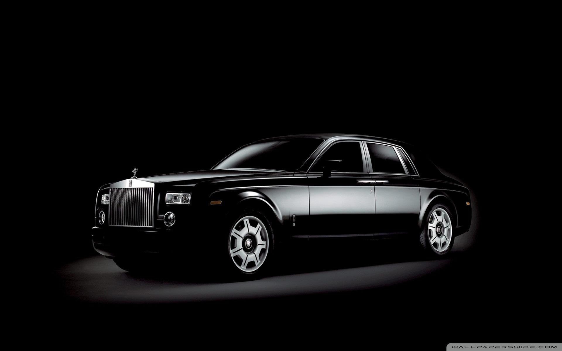 Rolls Royce HD Wallpaper