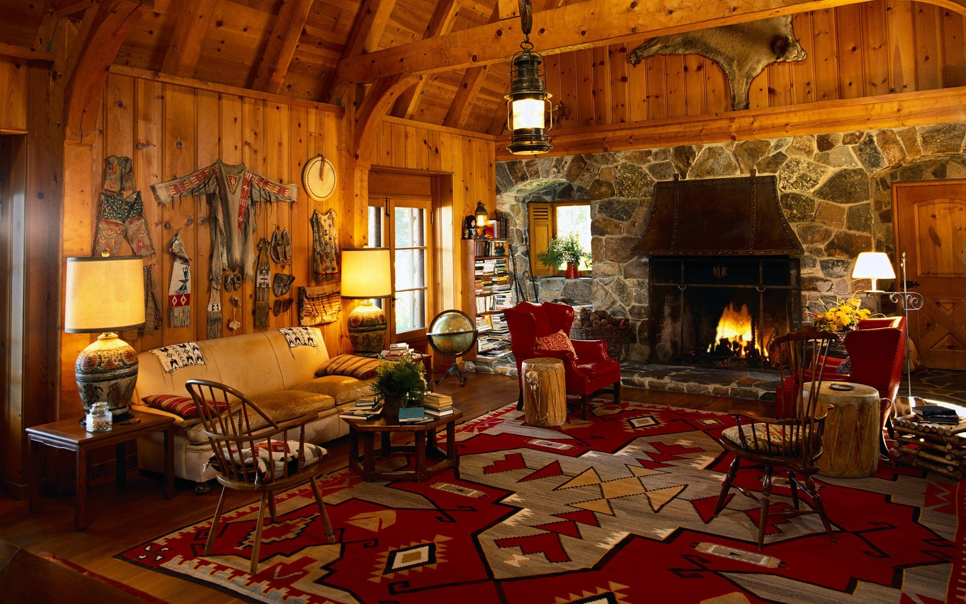 room carpet fireplaces HD Wallpaper