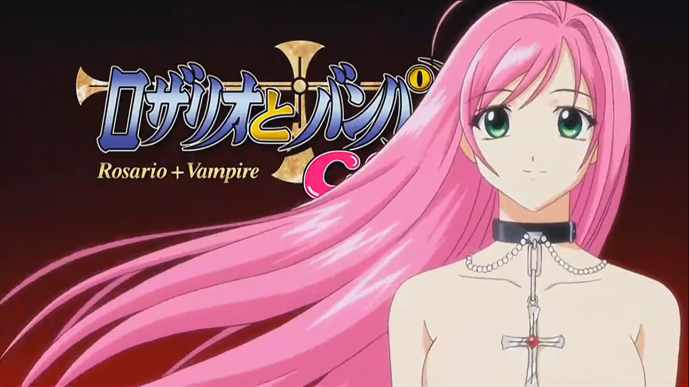 rosario to vampire Anime HD Wallpaper