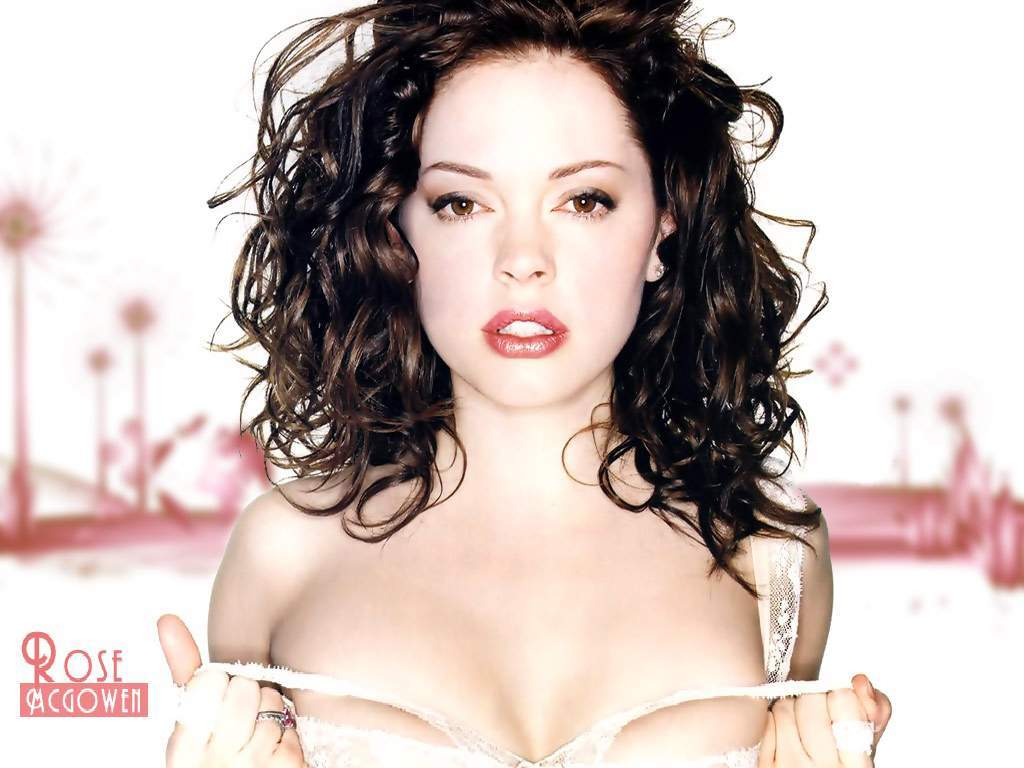 rose mcgowan flower HD Wallpaper