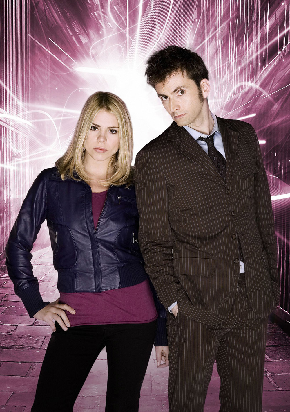 Rose Tyler david tennant HD Wallpaper