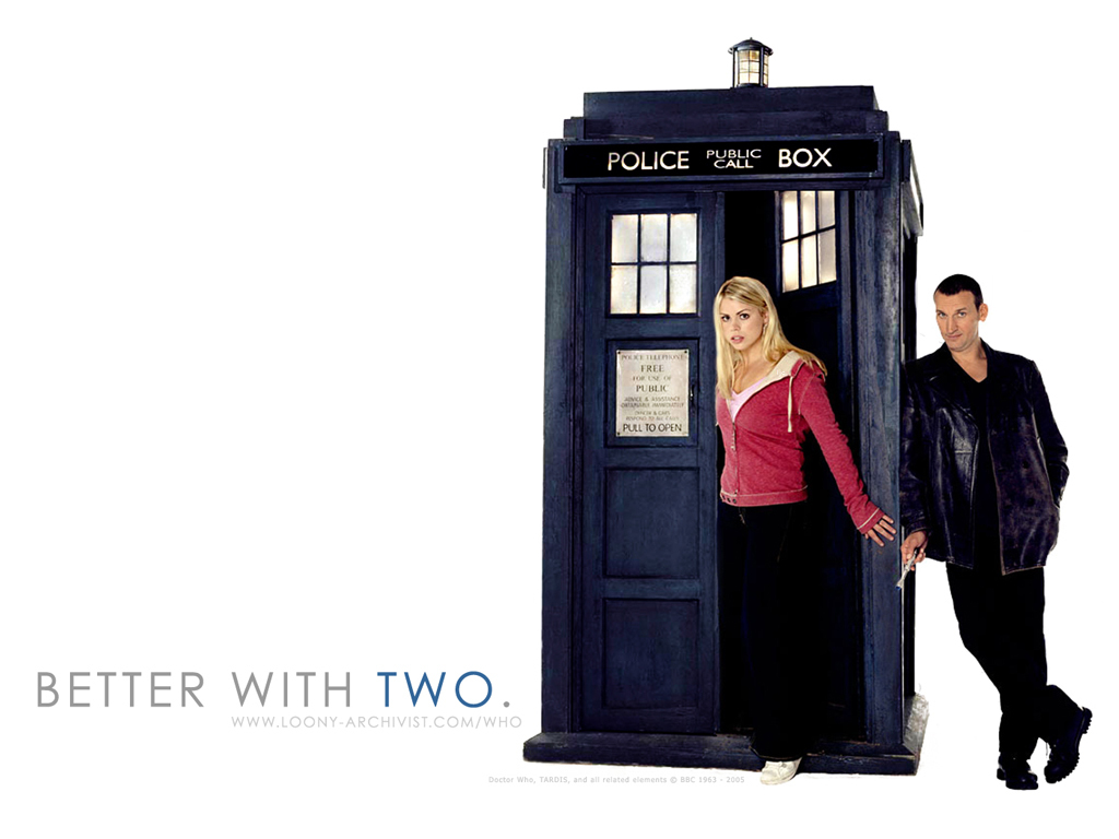 rose Tyler tardis billie HD Wallpaper
