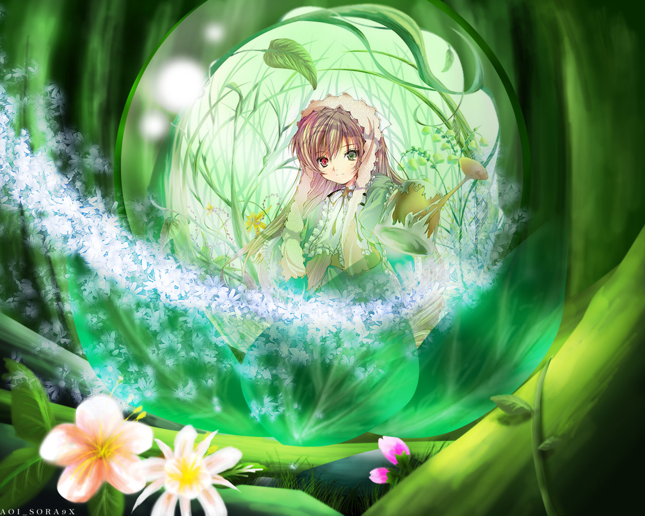 rozen maiden suiseiseki Anime HD Wallpaper