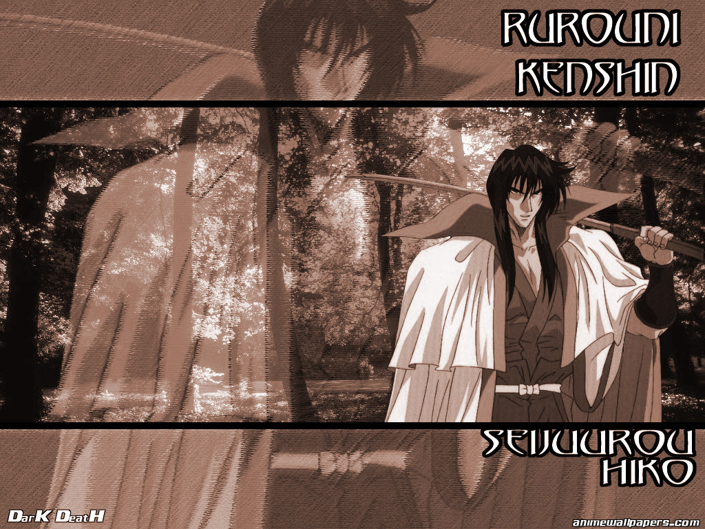 rurouni Kenshin Anime HD Wallpaper