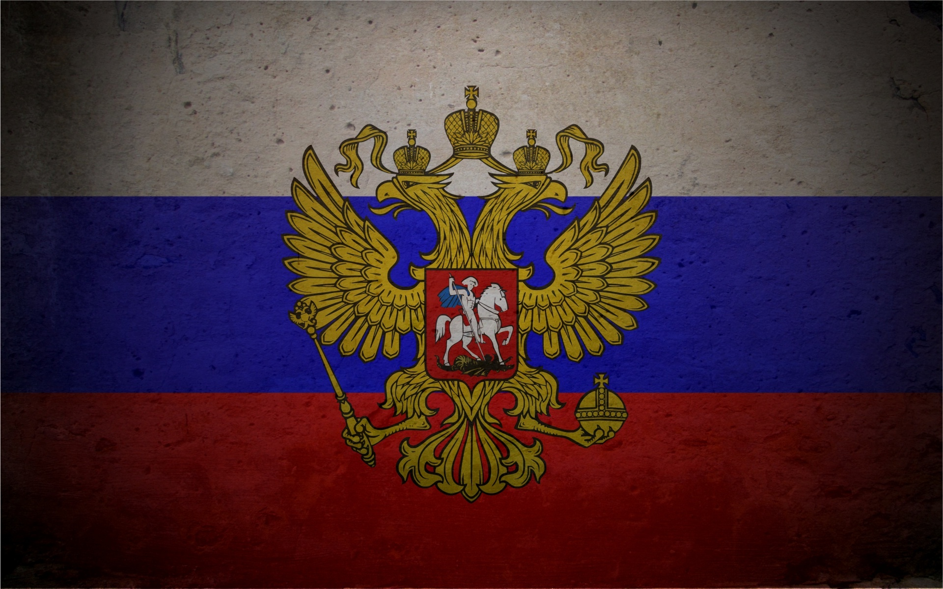 Russia Flags Russian Federation