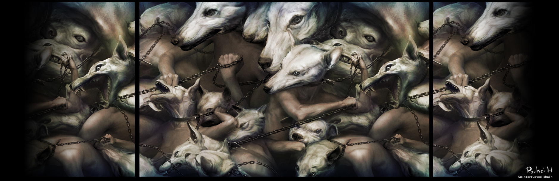 ryohei hase Dogs Wolves