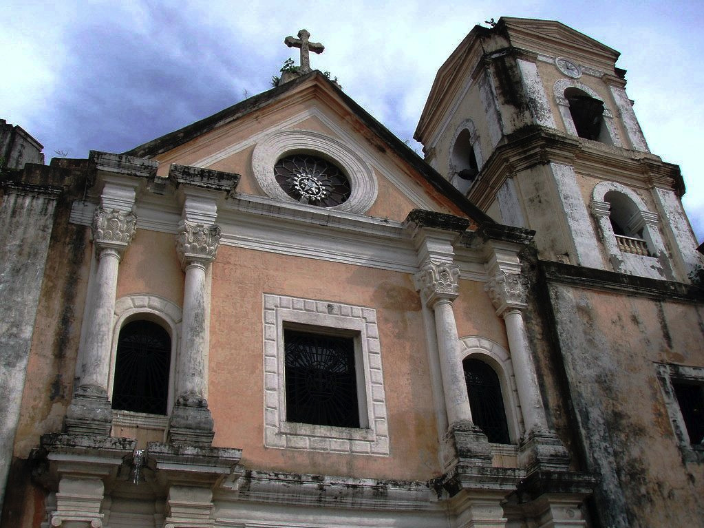 saint augustin Church Manila HD Wallpaper