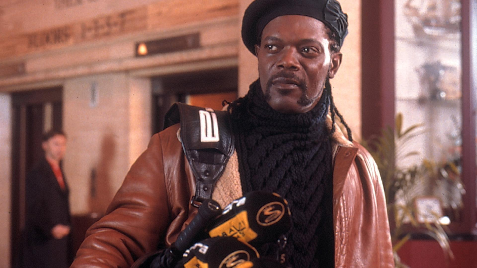 samuel Jackson HD Wallpaper