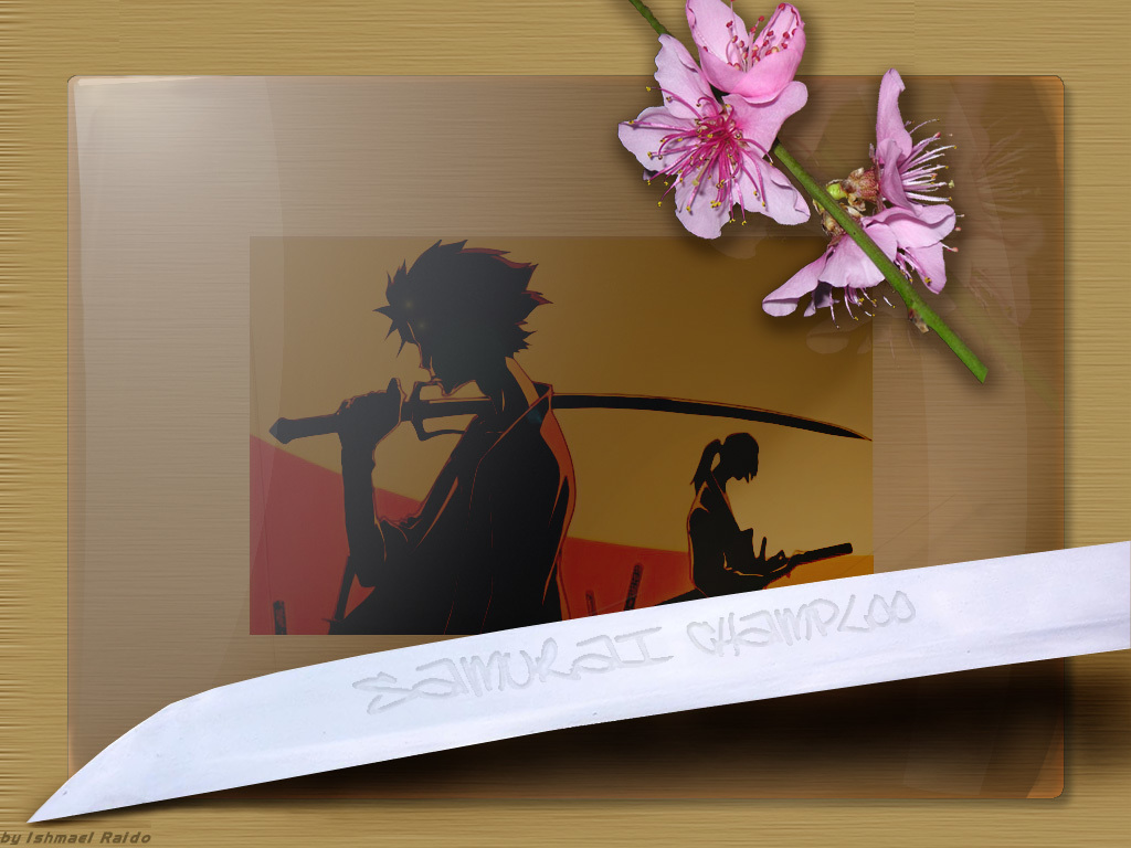 samurai champloo Anime HD Wallpaper