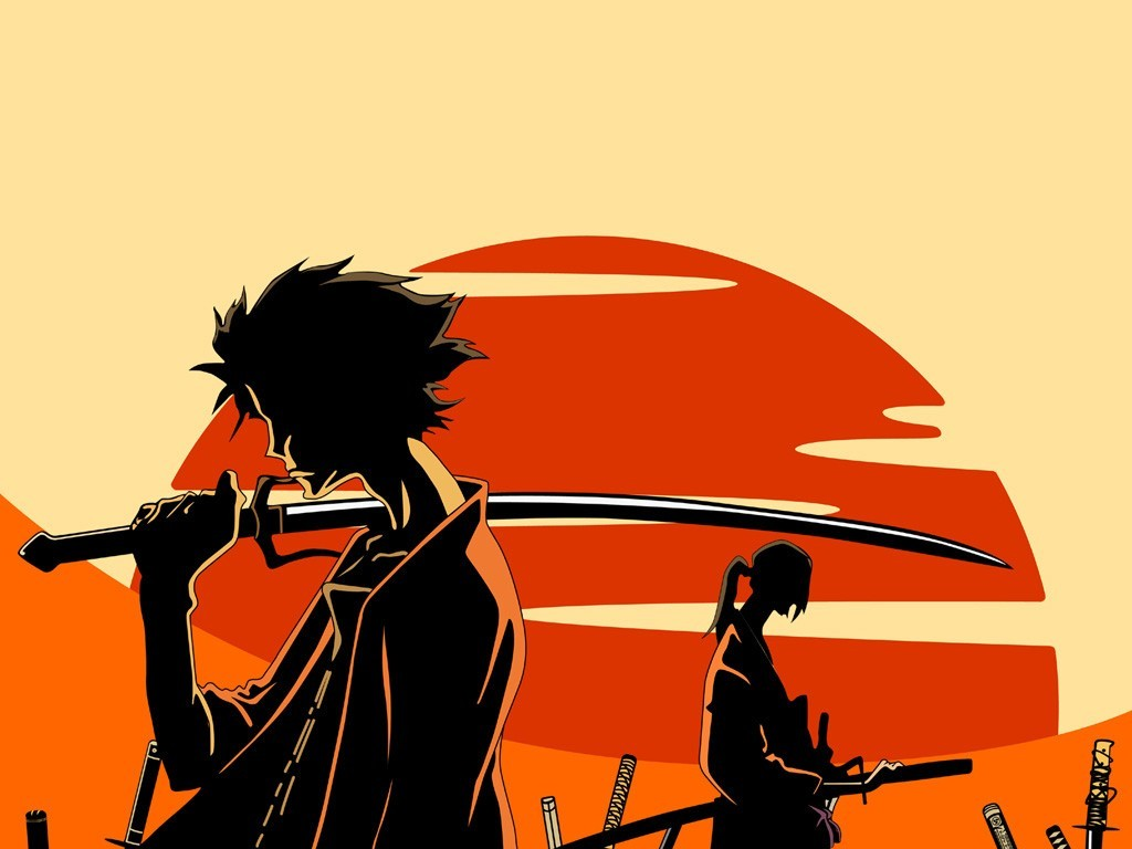 samurai champloo nujabes HD Wallpaper