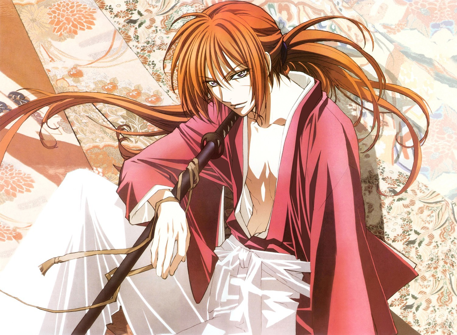 samurai Kenshin Anime HD Wallpaper