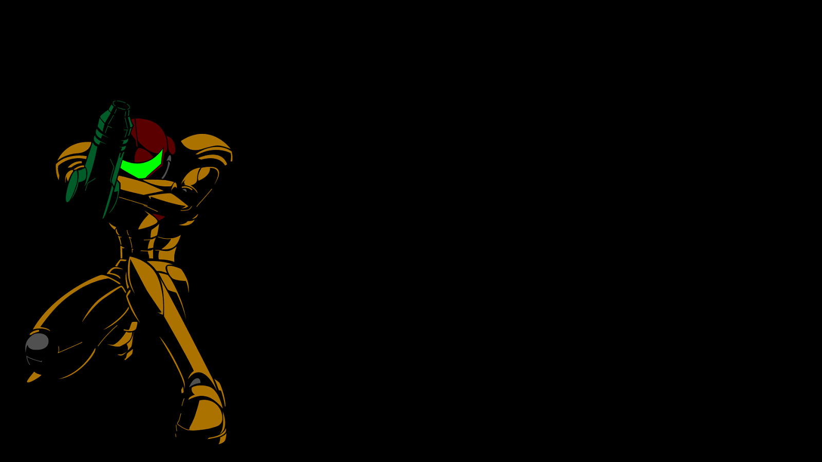 samus HD Wallpaper