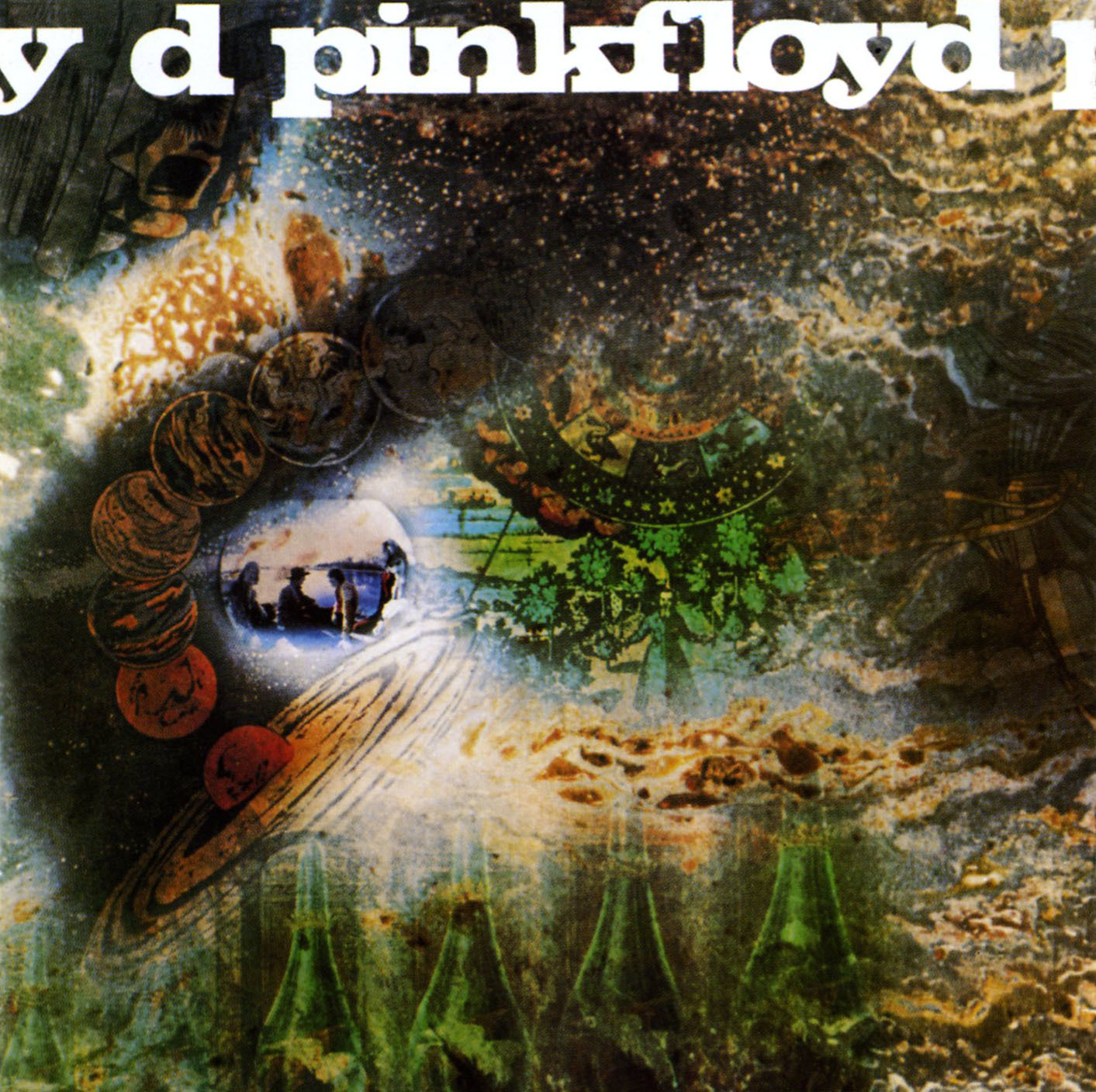 saucerful of secrets front HD Wallpaper