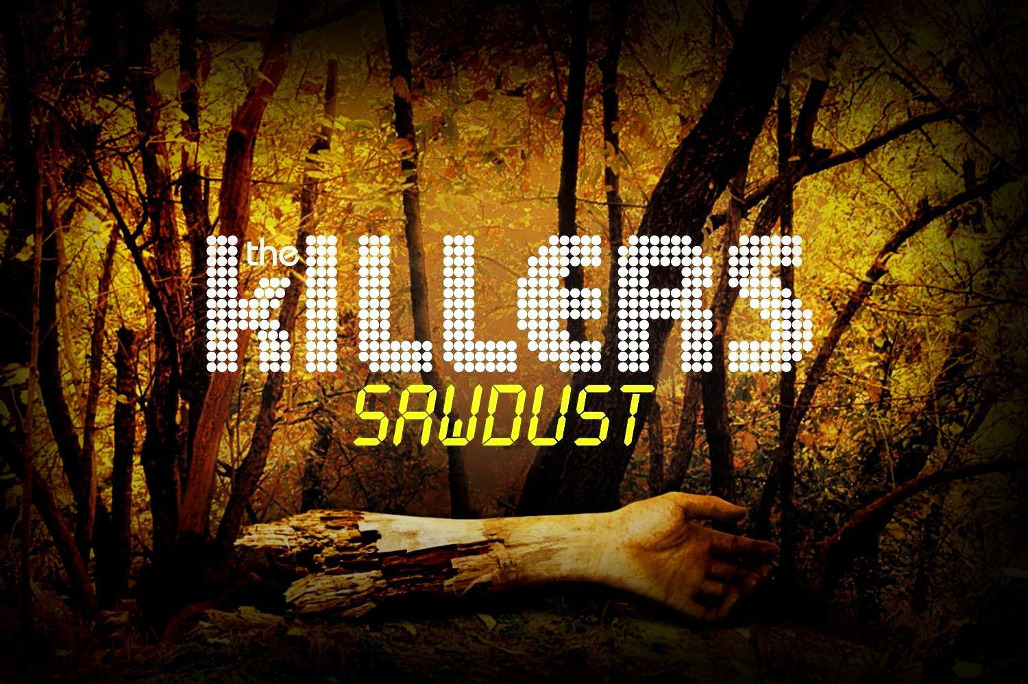 sawdust Album band killers HD Wallpaper