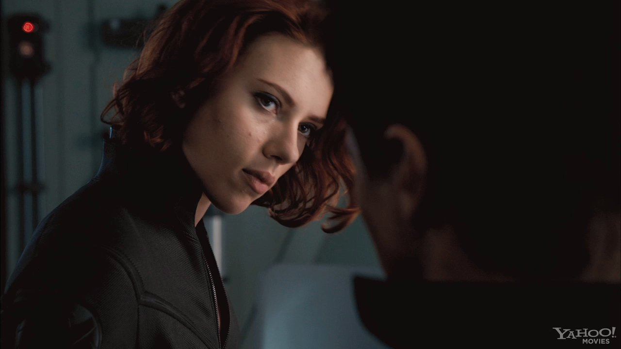 Scarlett Johansson Black Widow HD Wallpaper
