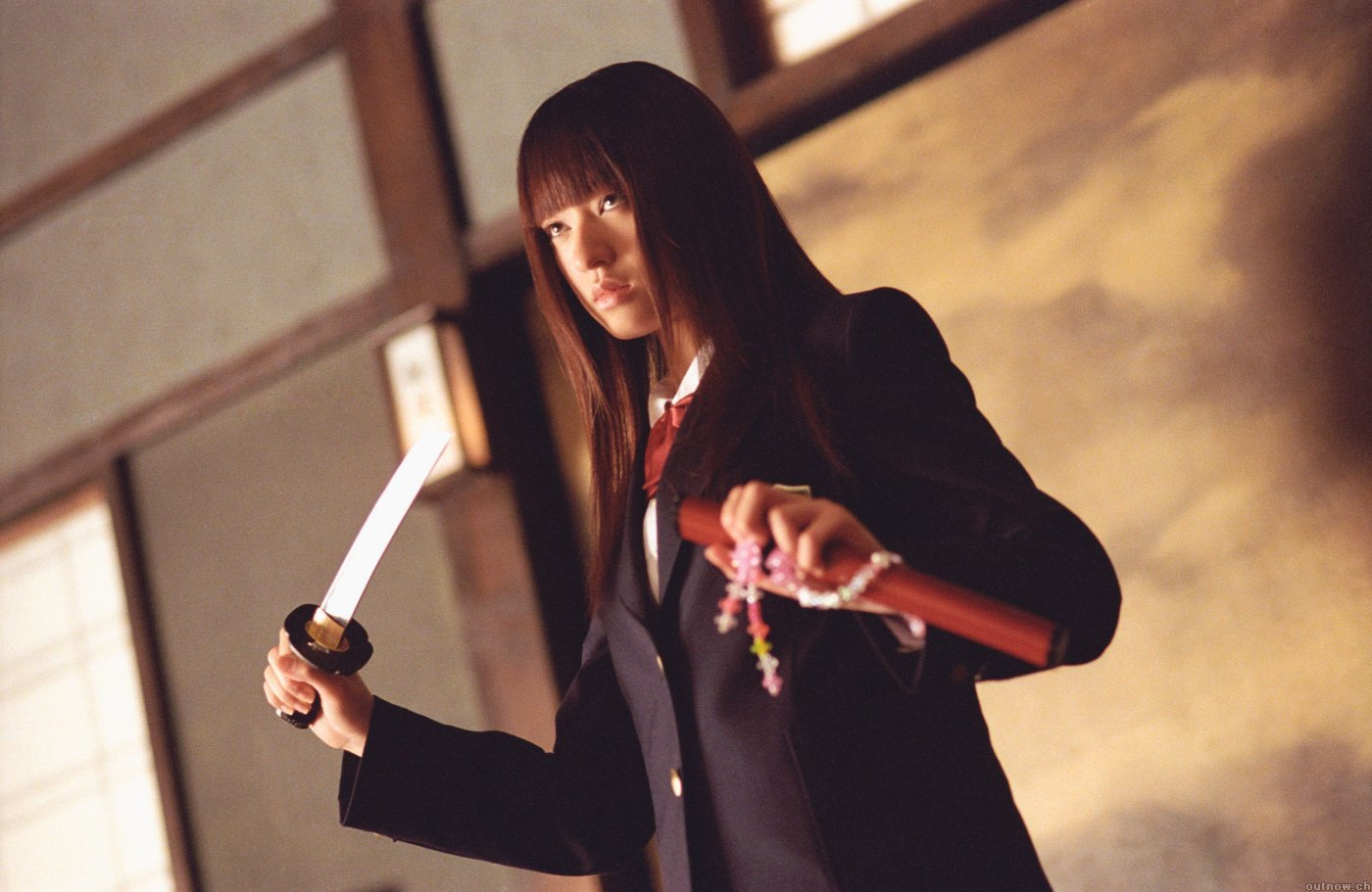 school uniforms Kill Bill HD Wallpaper
