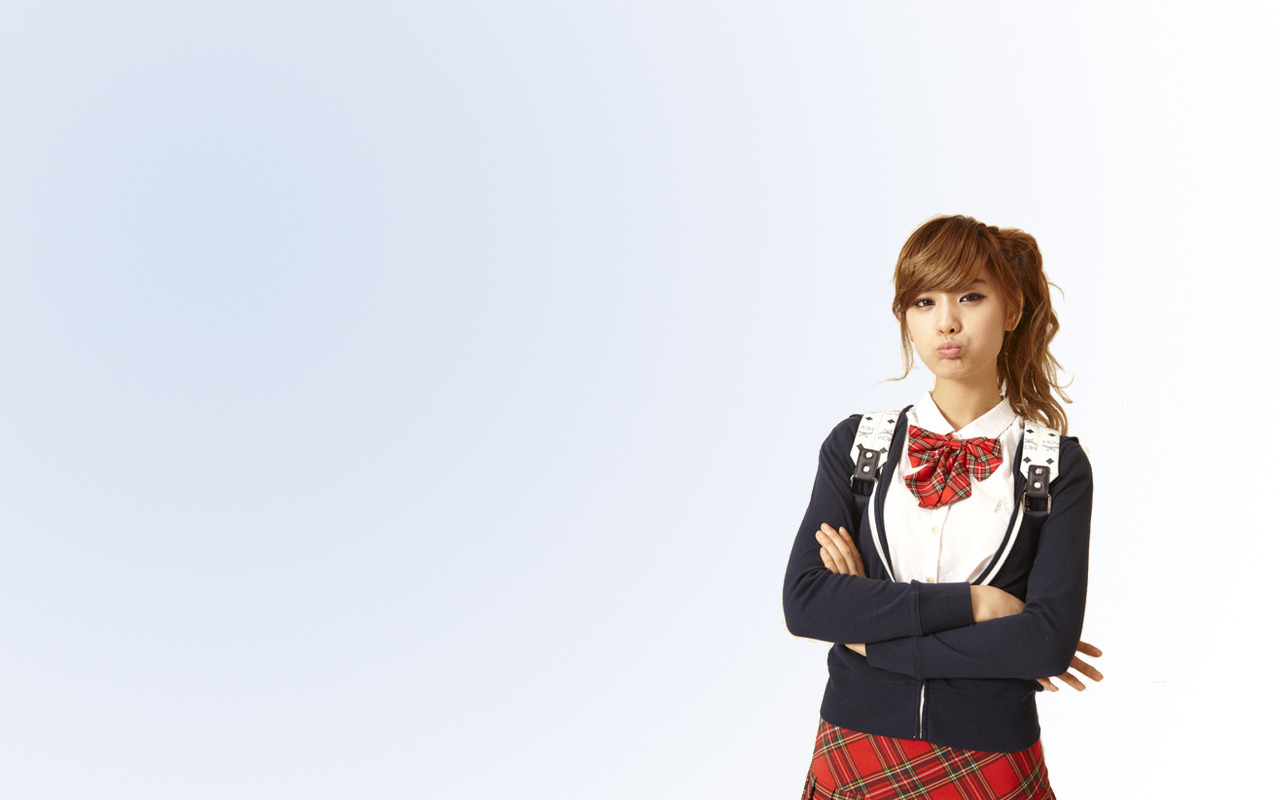 school uniforms Nana Korean HD Wallpaper