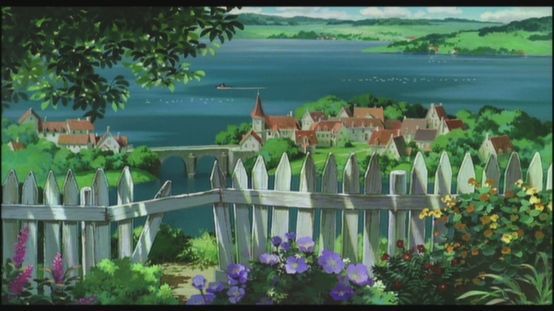 screenshots studio ghibli picket HD Wallpaper