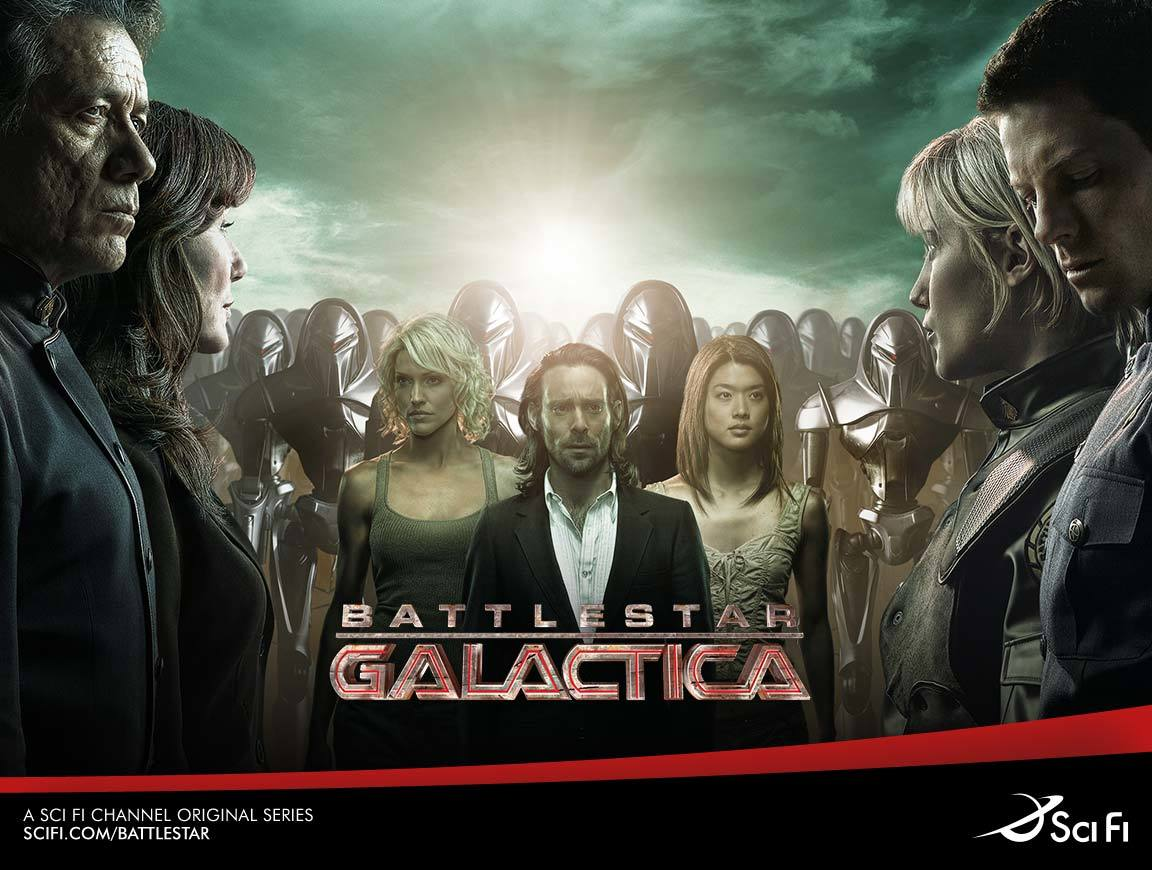 season battlestar galactica TV HD Wallpaper