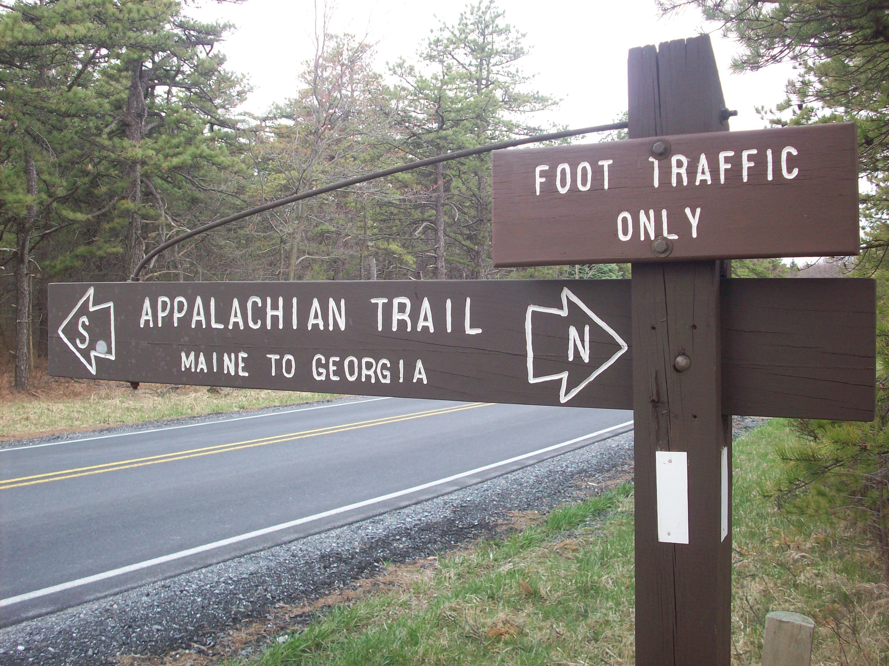 see appalachian trail high HD Wallpaper