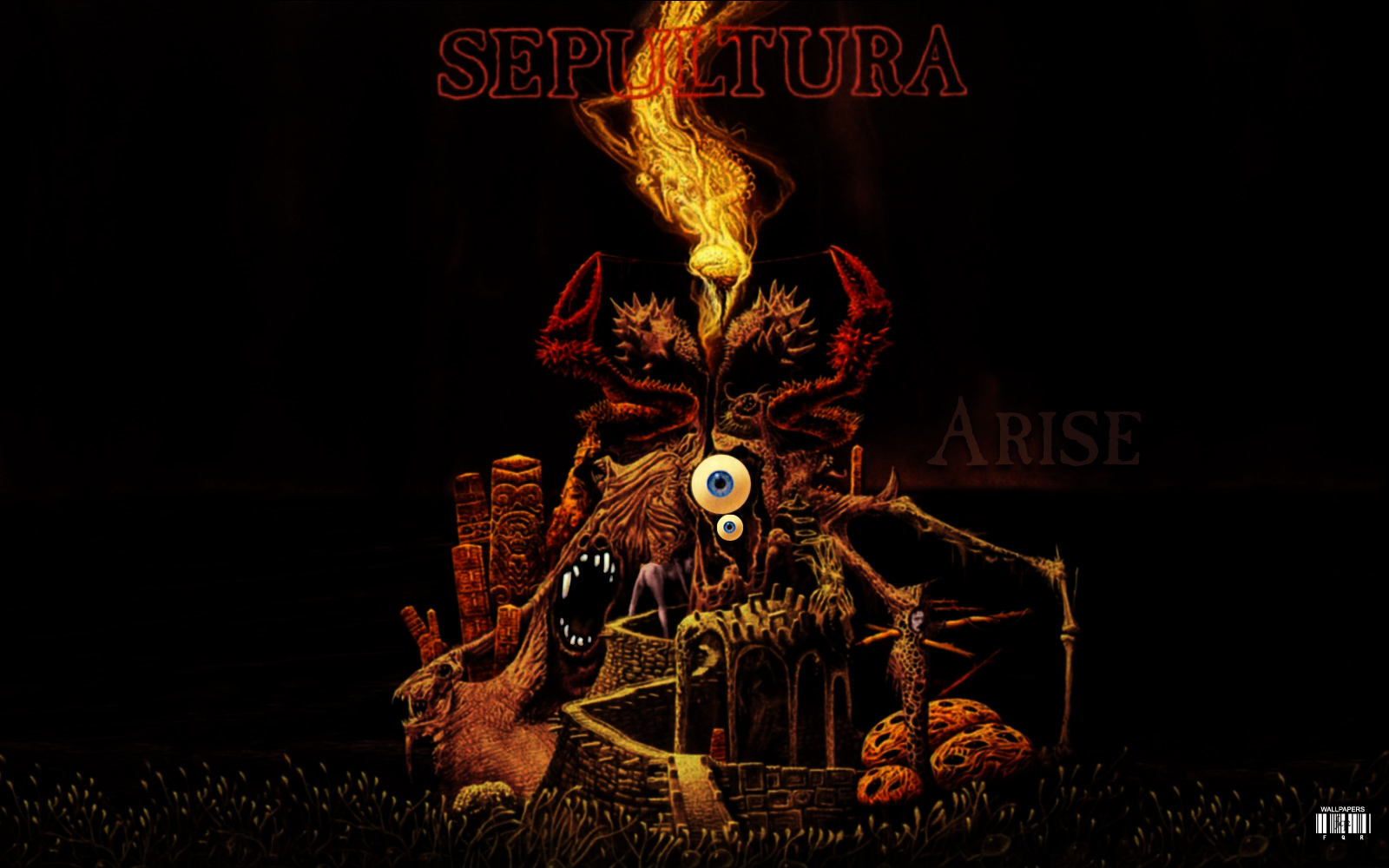 sepultura thrash metal HD Wallpaper