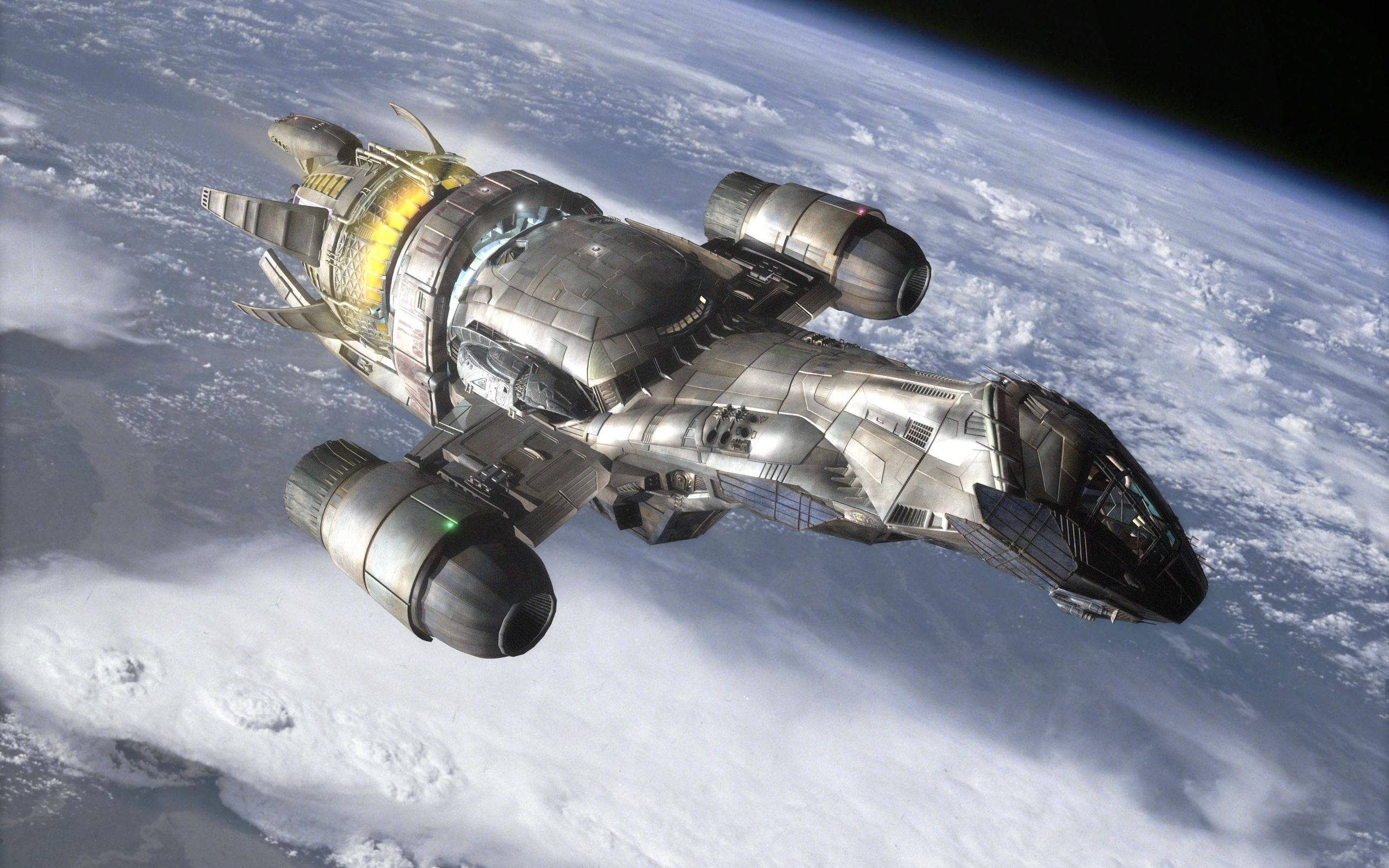 serenity firefly spaceships vehicles HD Wallpaper