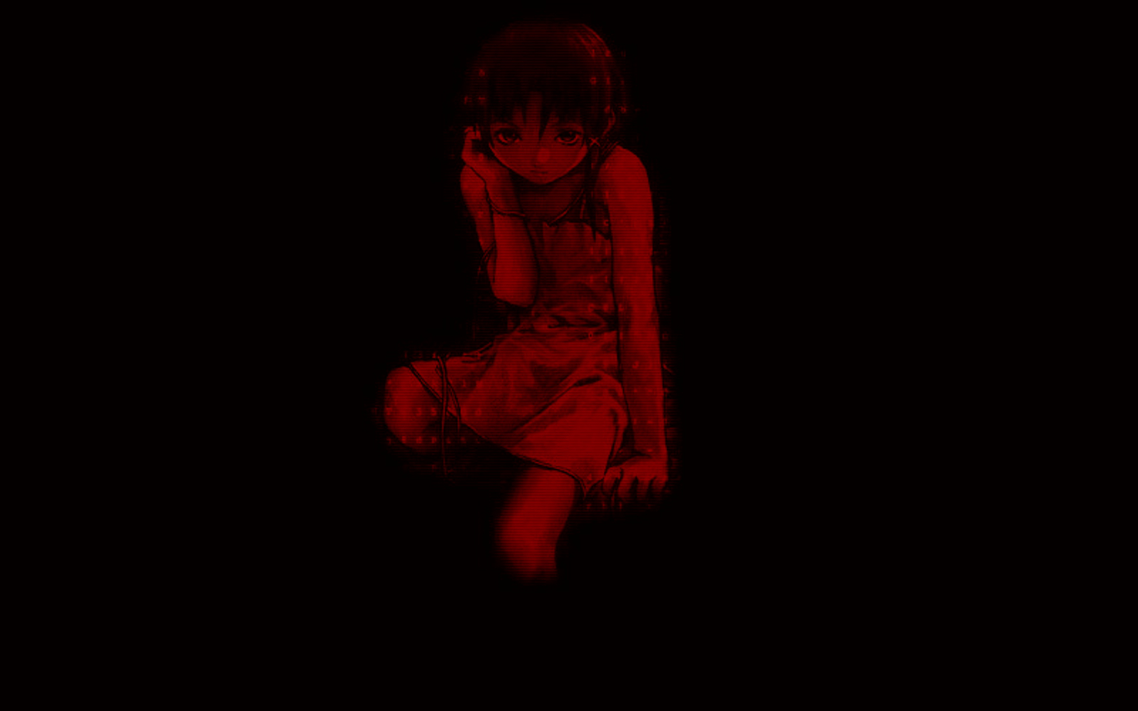 serial experiments lain Anime