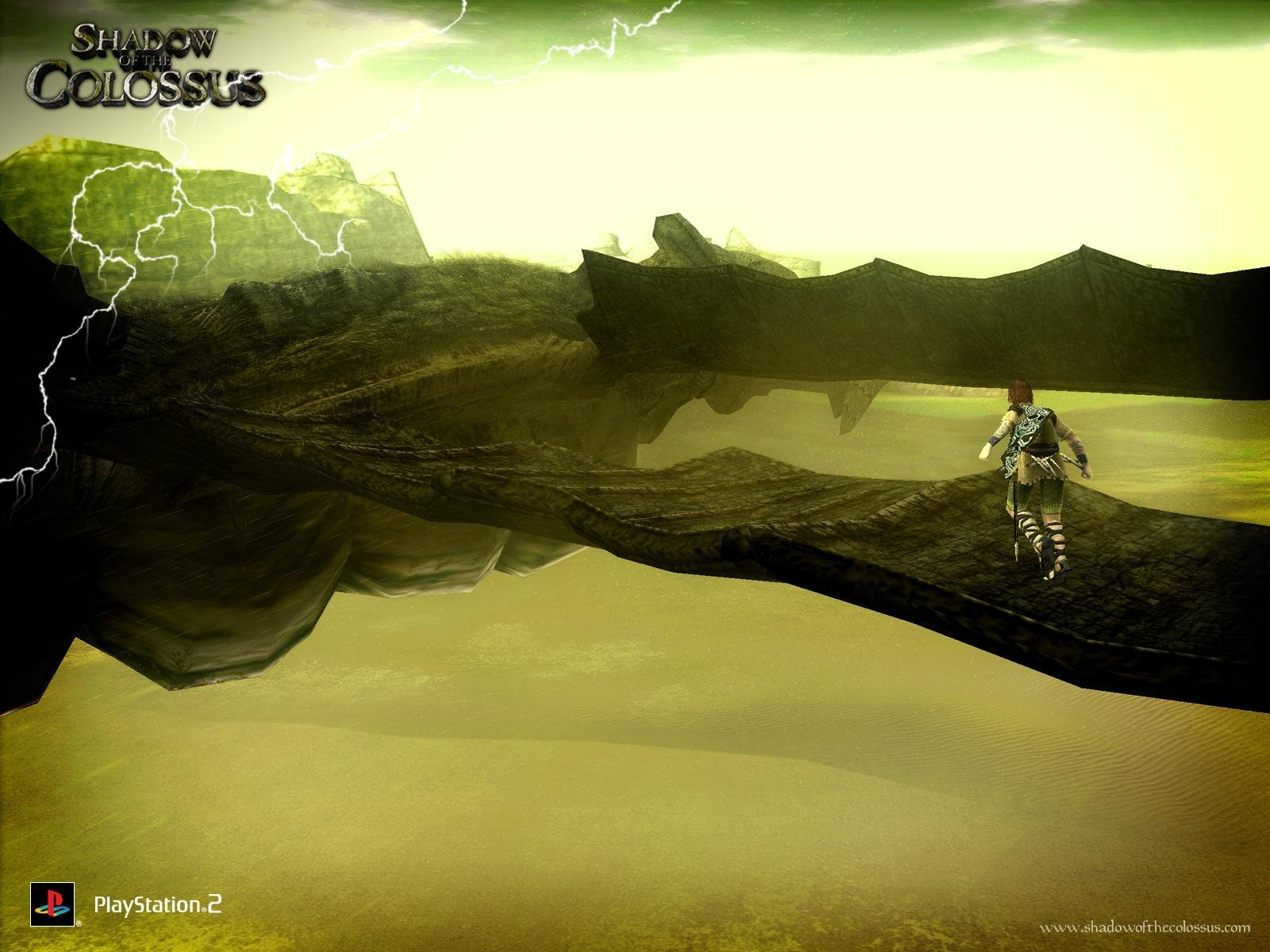 shadow of The colossus HD Wallpaper