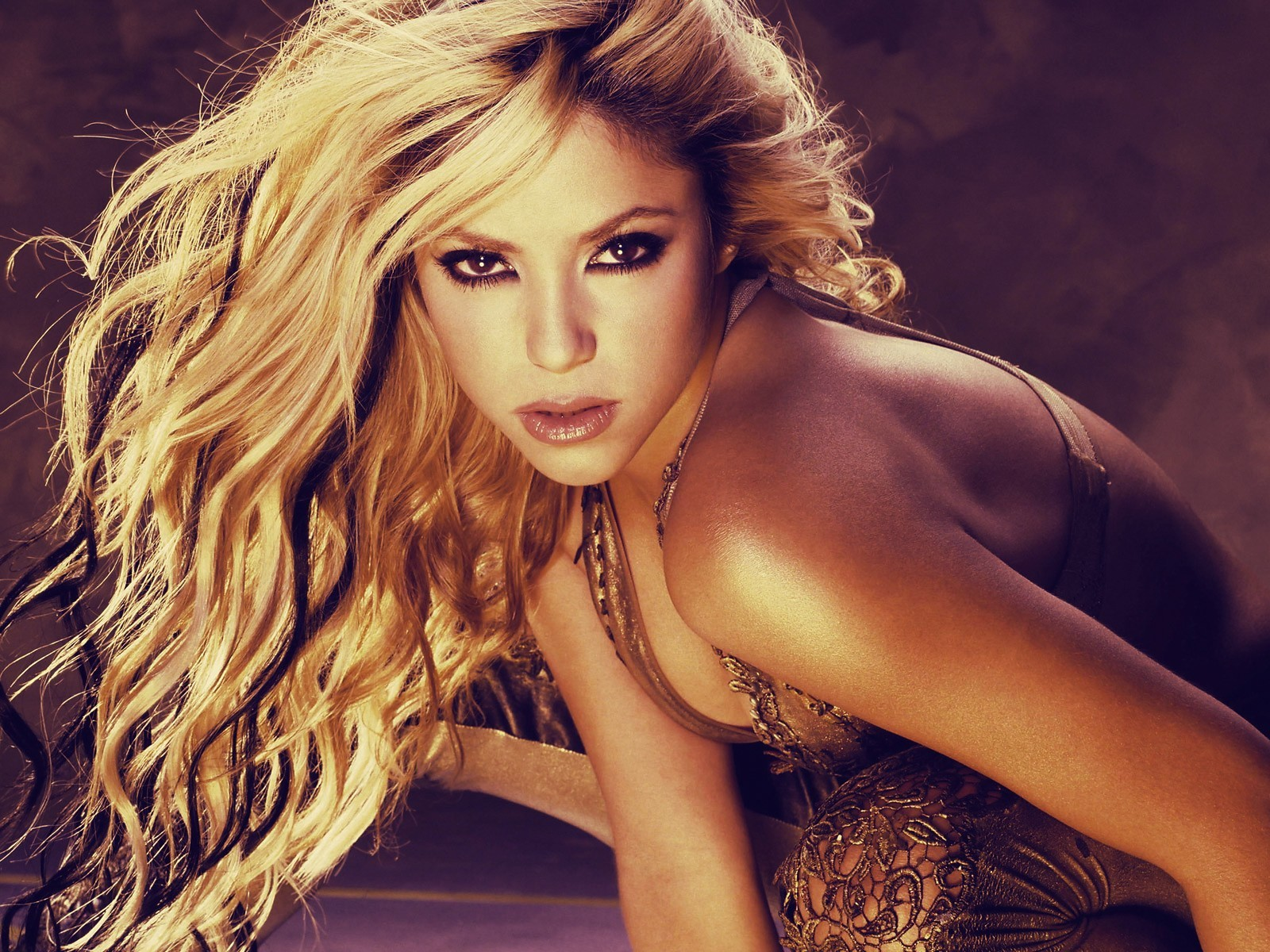 shakira colombia singers HD Wallpaper