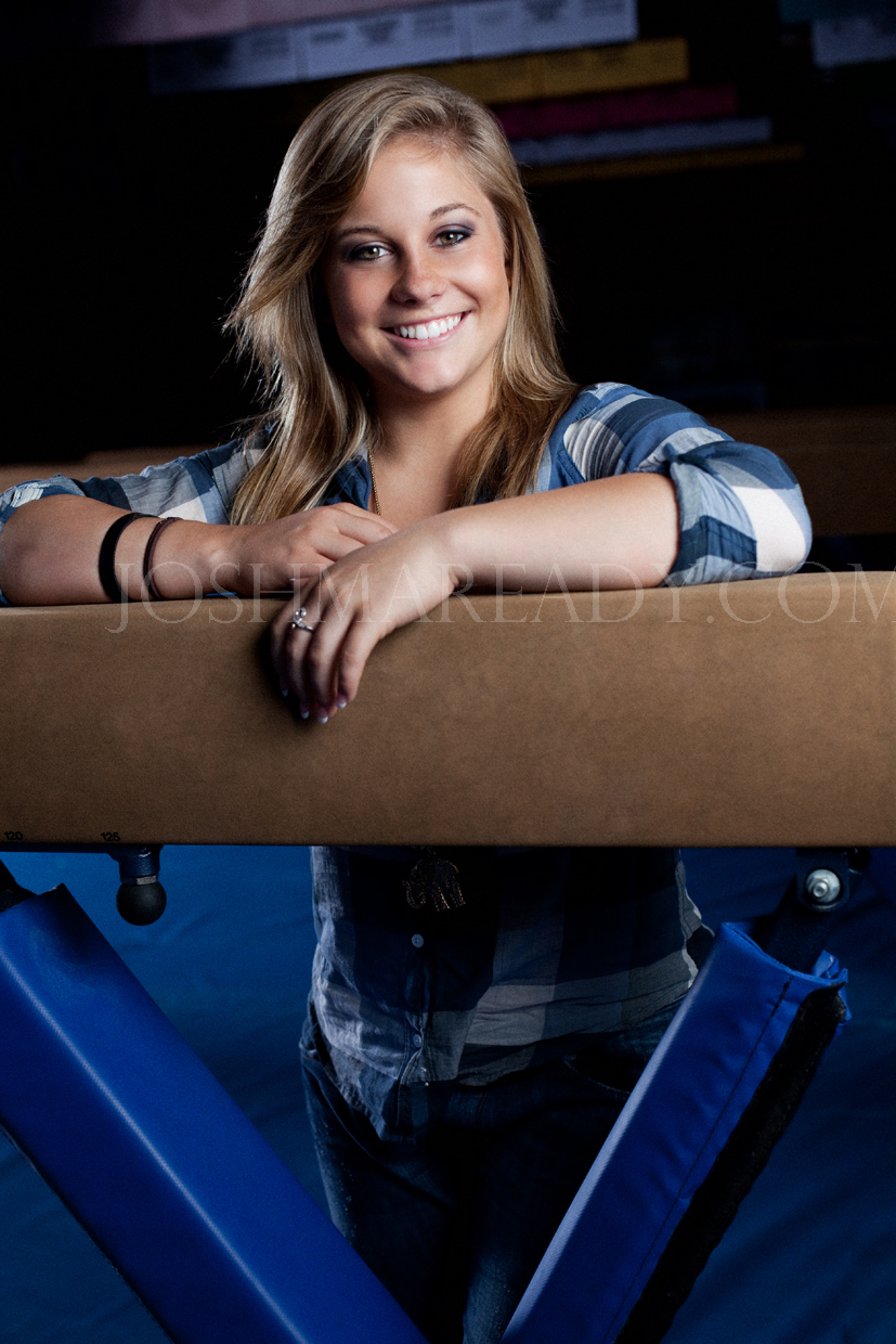 Shawn Johnson HD Wallpaper