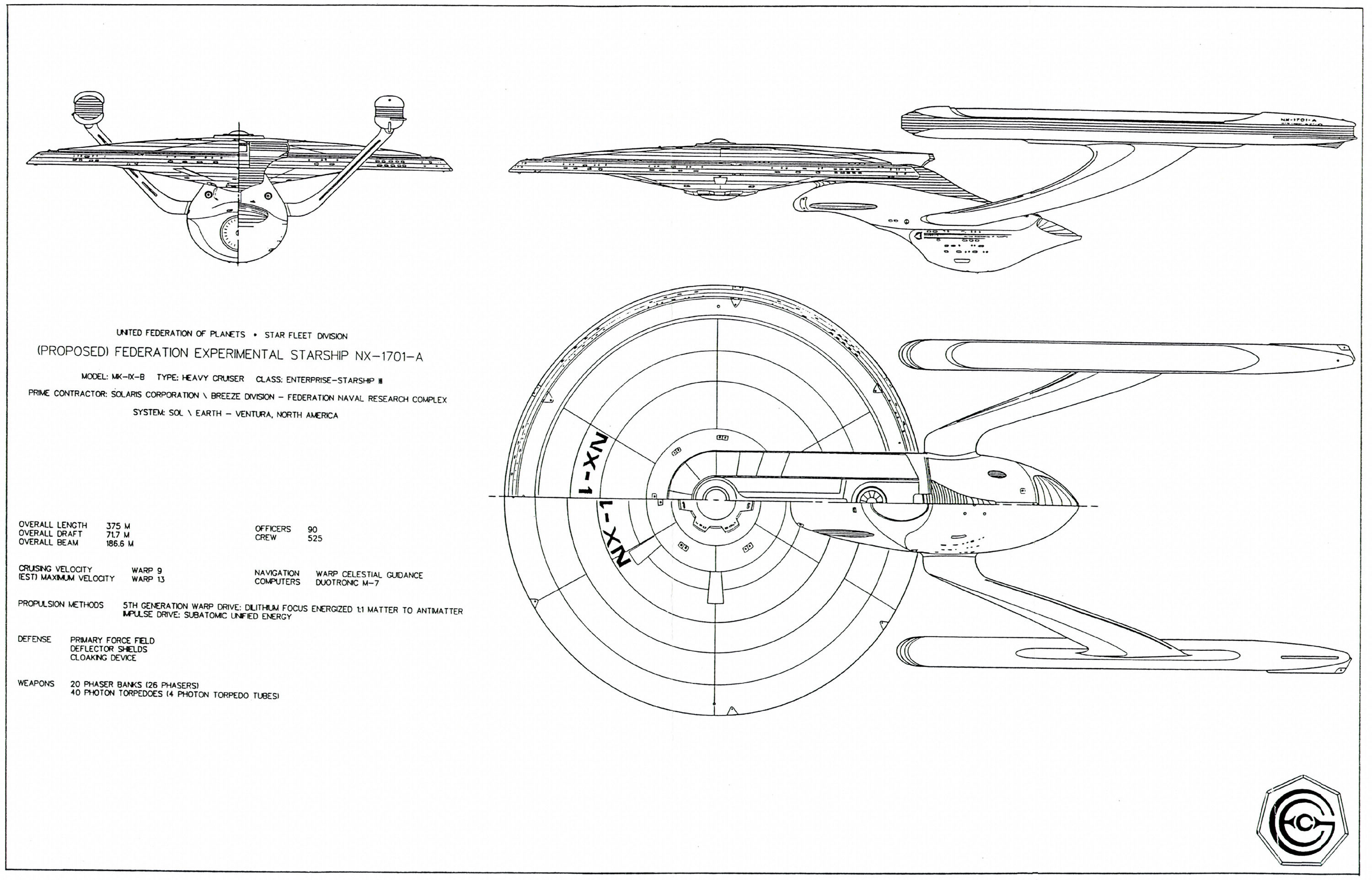 sheet high uss Enterprise HD Wallpaper