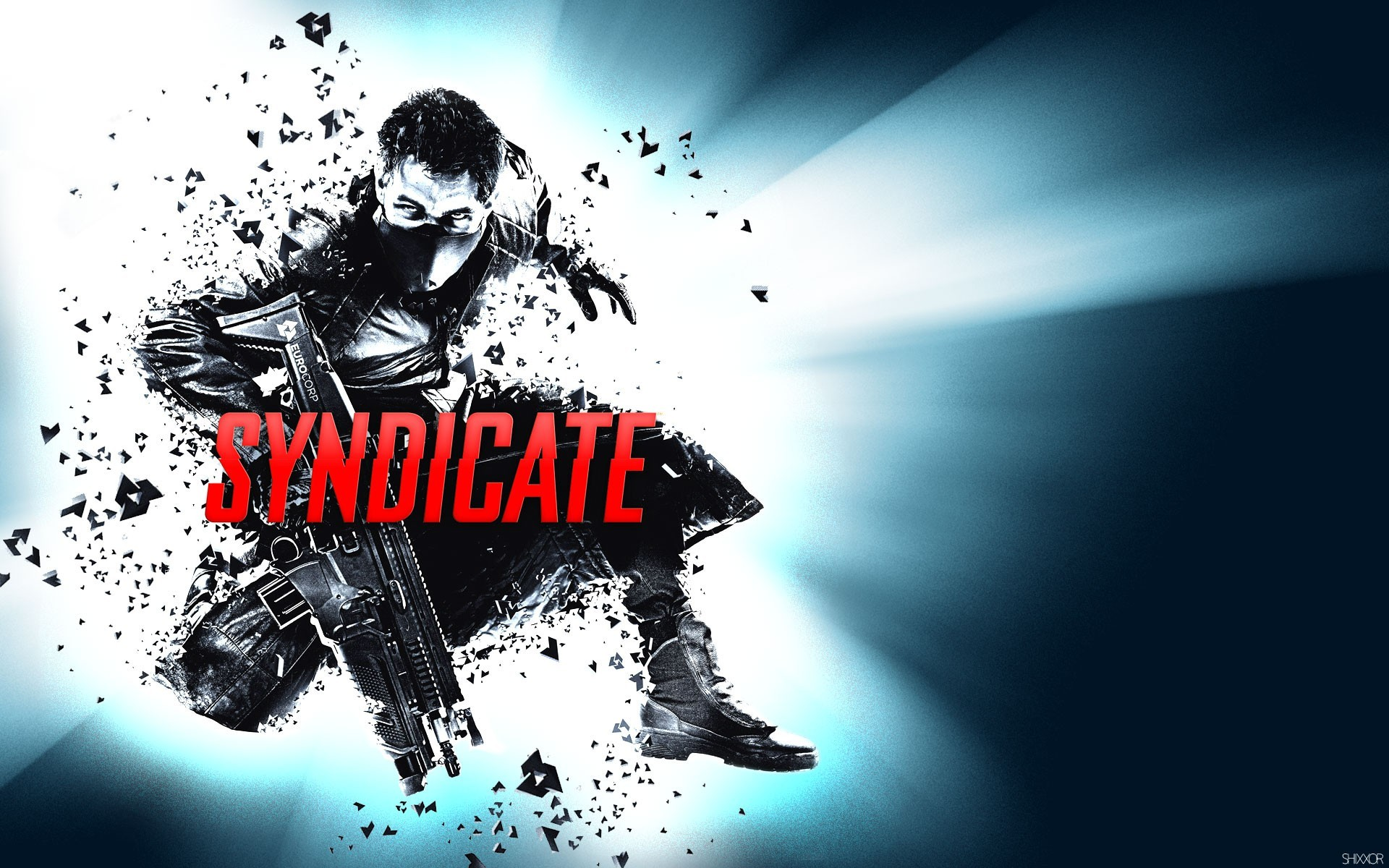 Shooter syndicate Games eurocorp HD Wallpaper