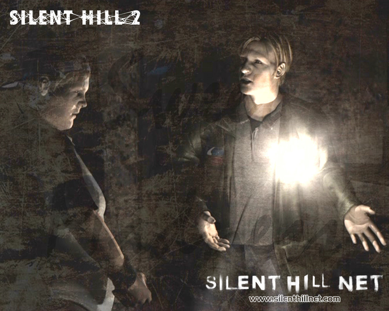 silent hill game video HD Wallpaper