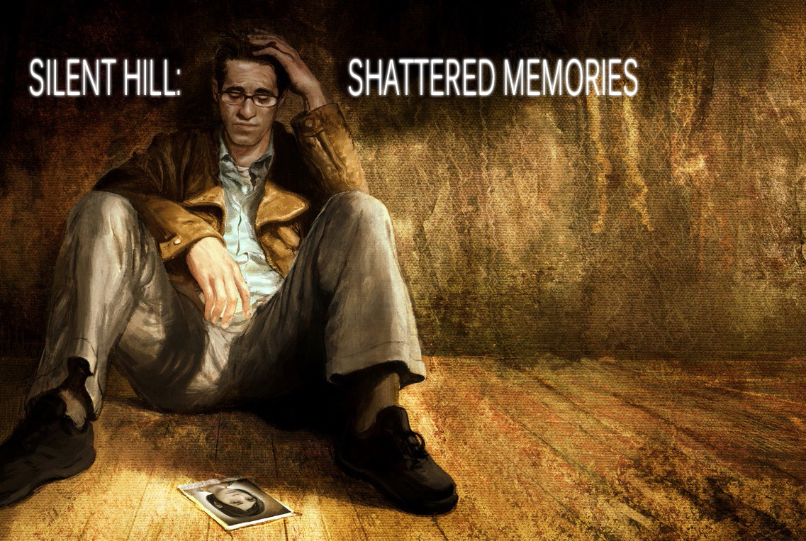 silent hill shattered memories HD Wallpaper