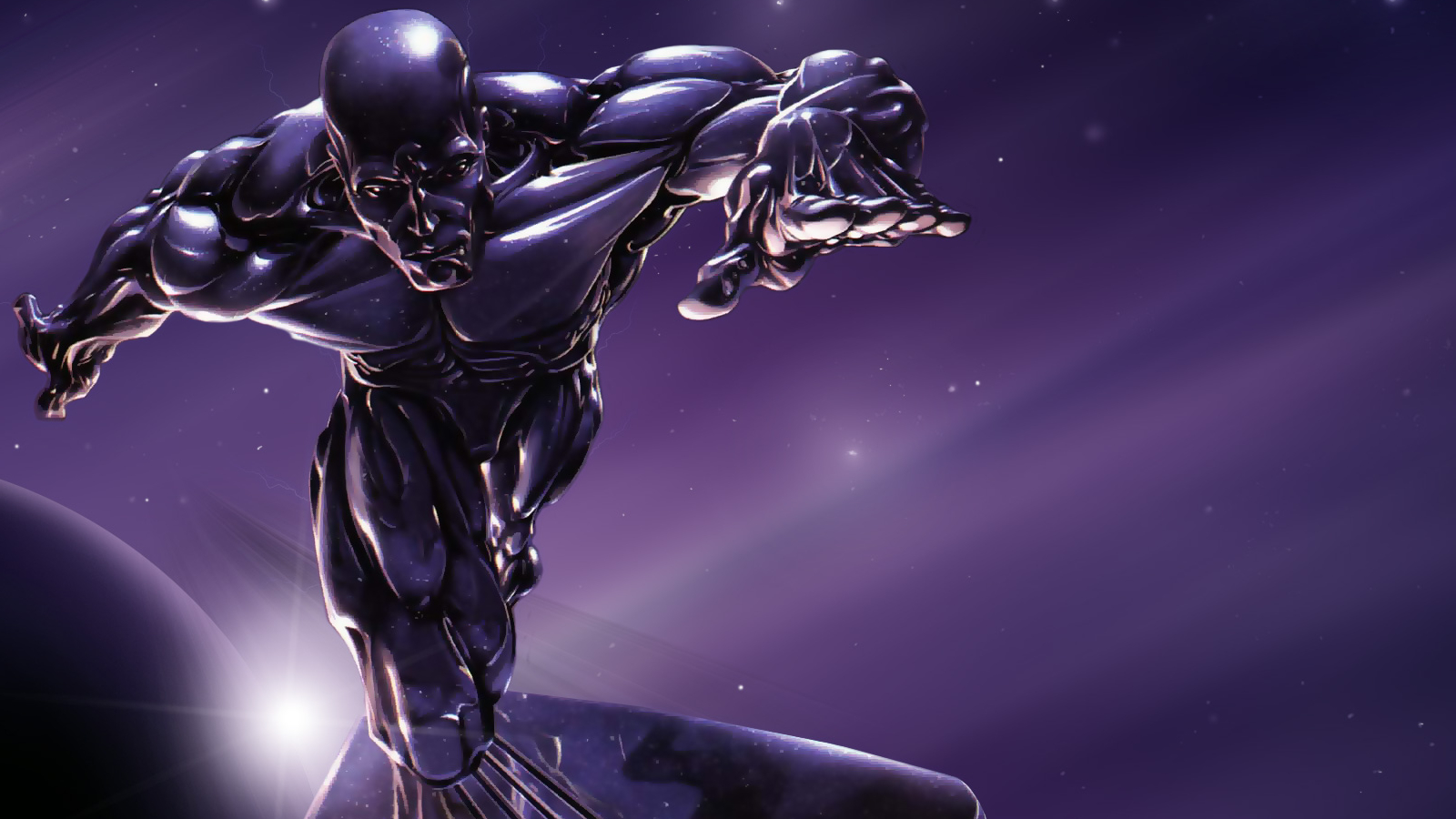 silver surfer marvel comics HD Wallpaper