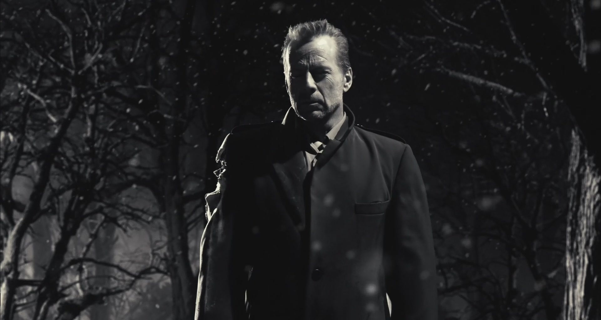 sin City Bruce Willis HD Wallpaper