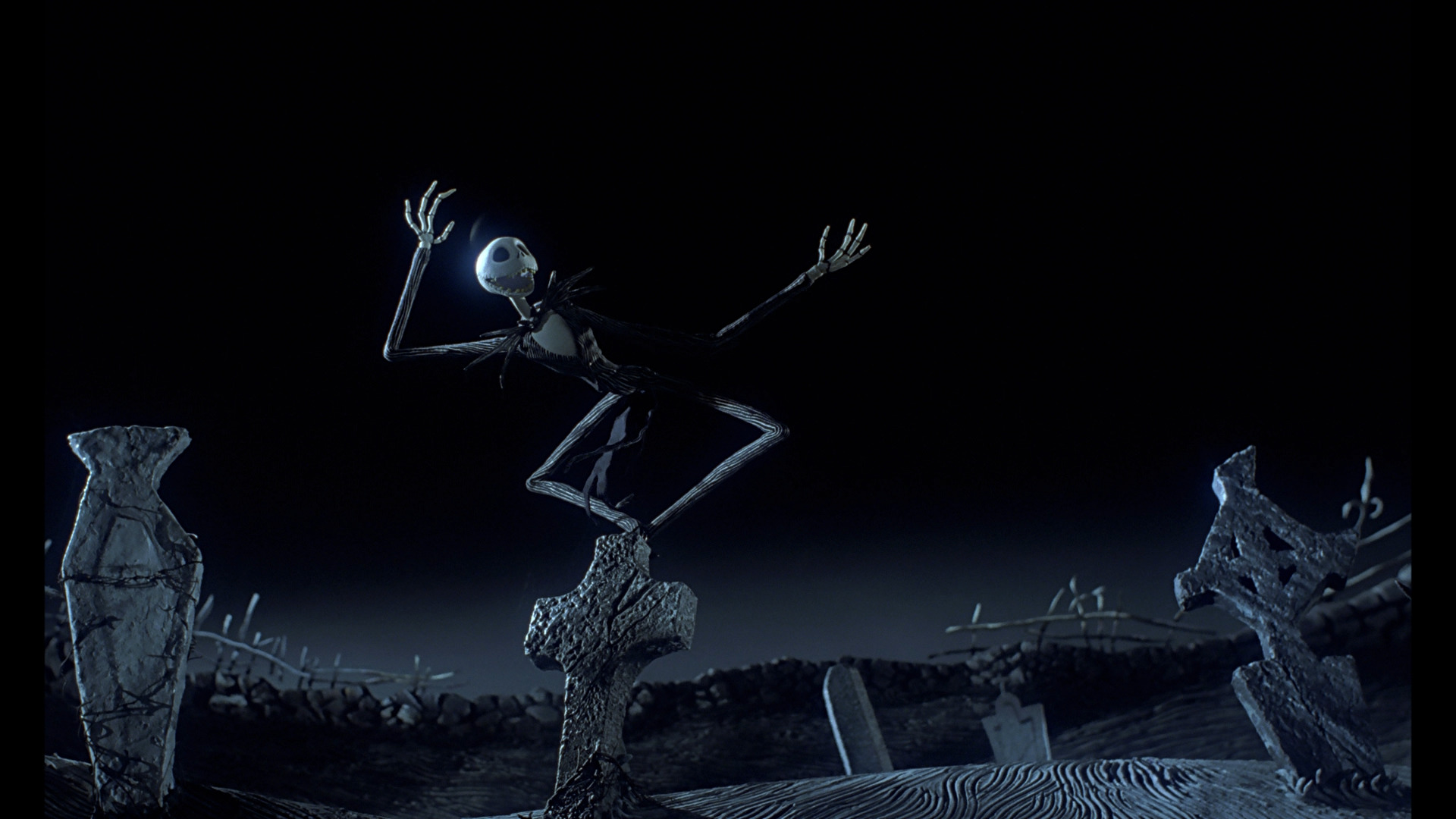 skeletons The Nightmare Before