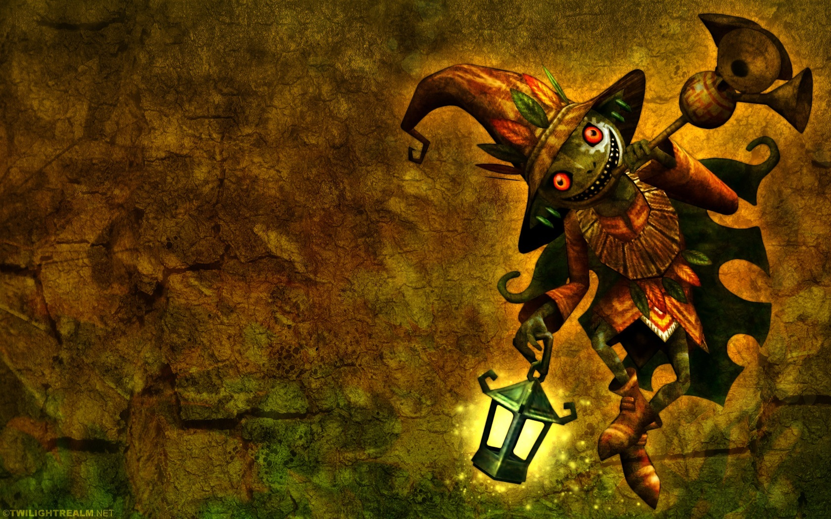 skullkid HD Wallpaper