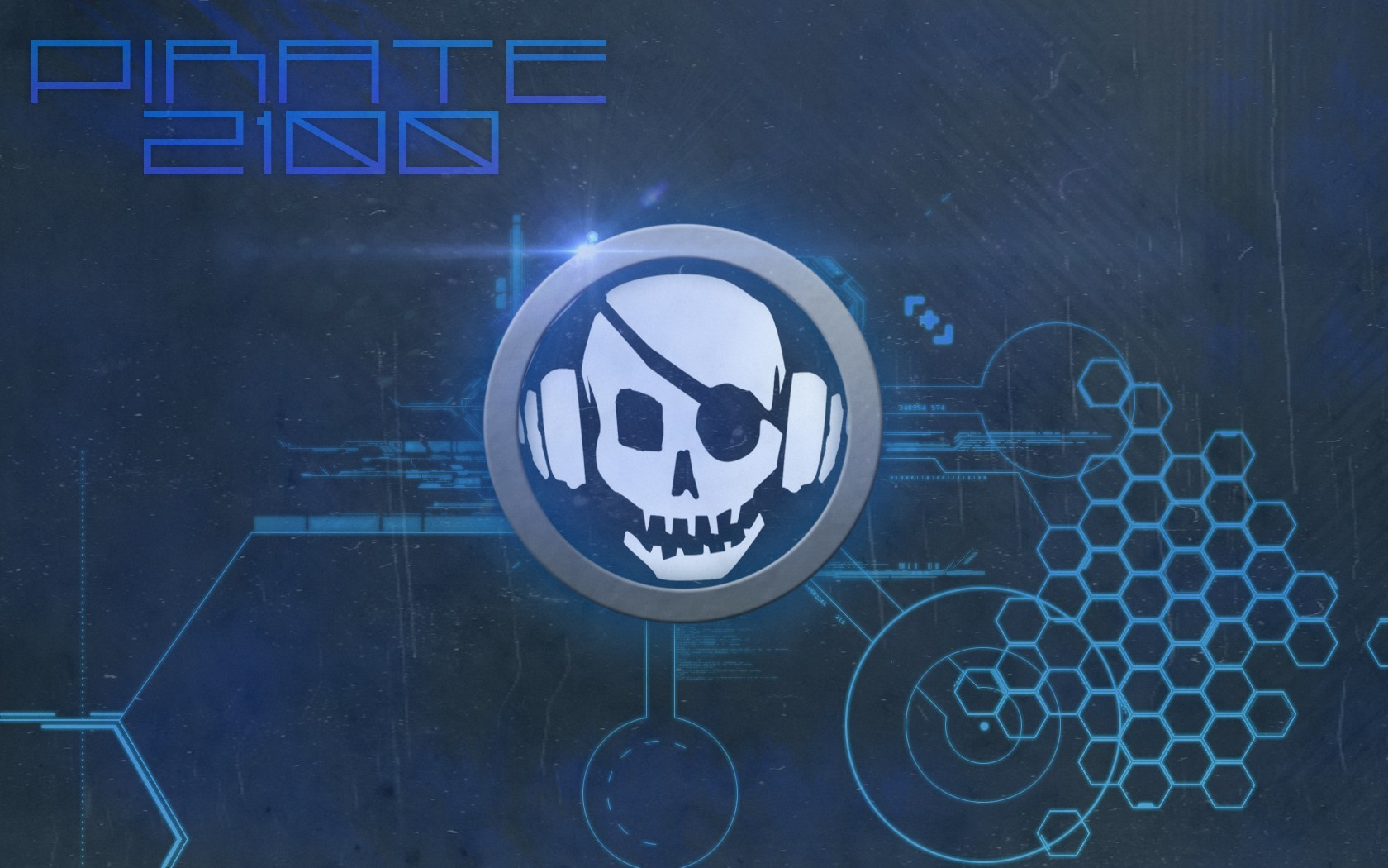 skulls Internet hacking pirates